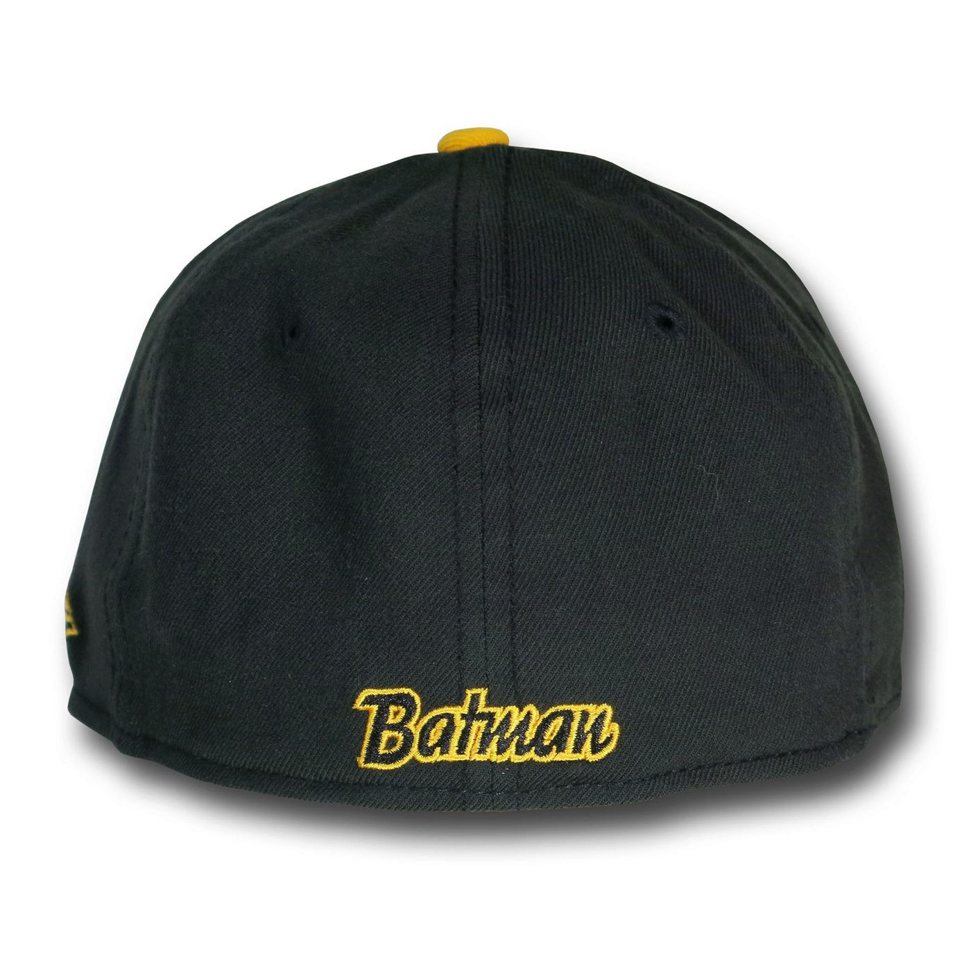 Batman Black & Yellow 59Fifty Hat