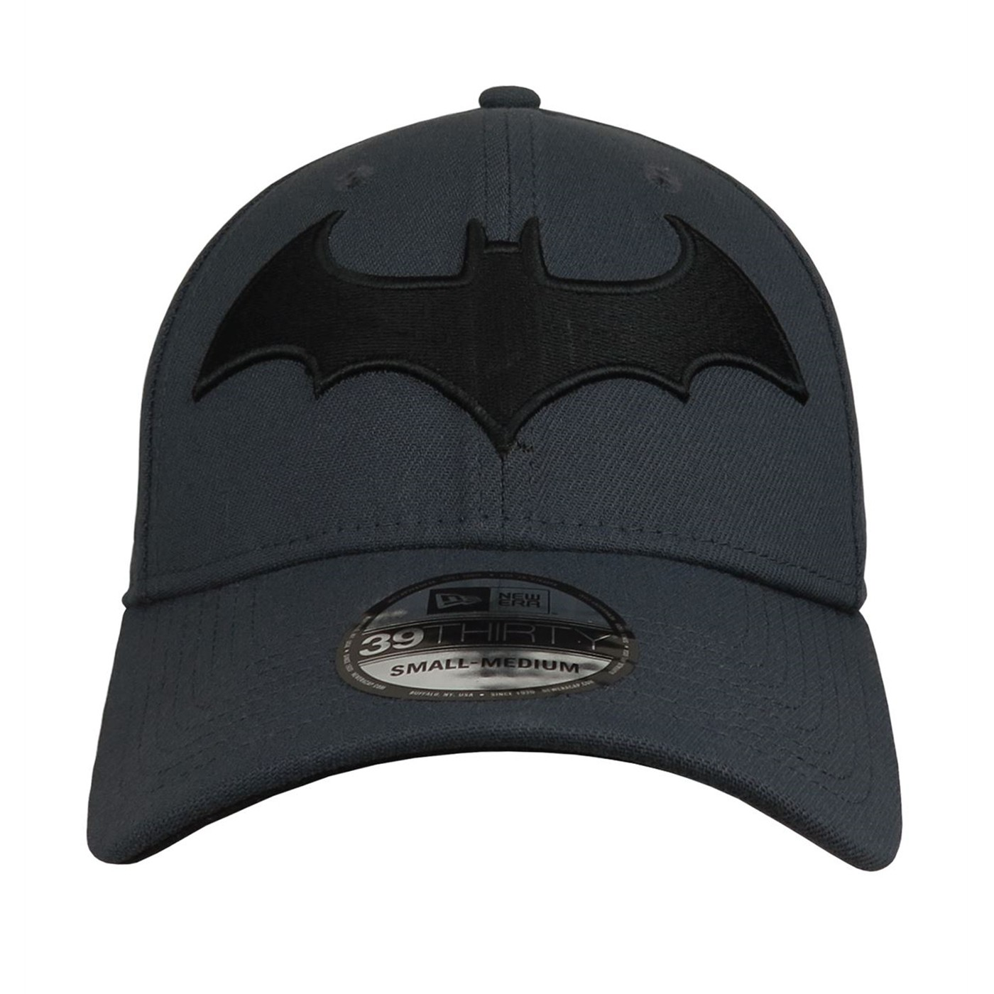 Batman Hush Symbol 39Thirty Fitted Hat