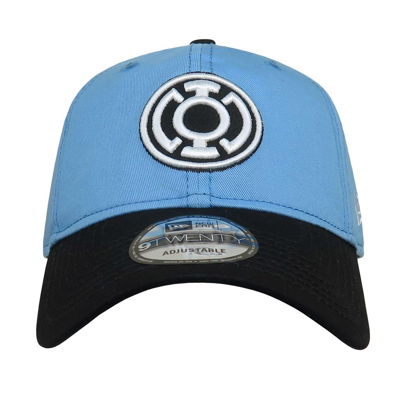 Blue Lantern Symbol 9Twenty Adjustable Hat