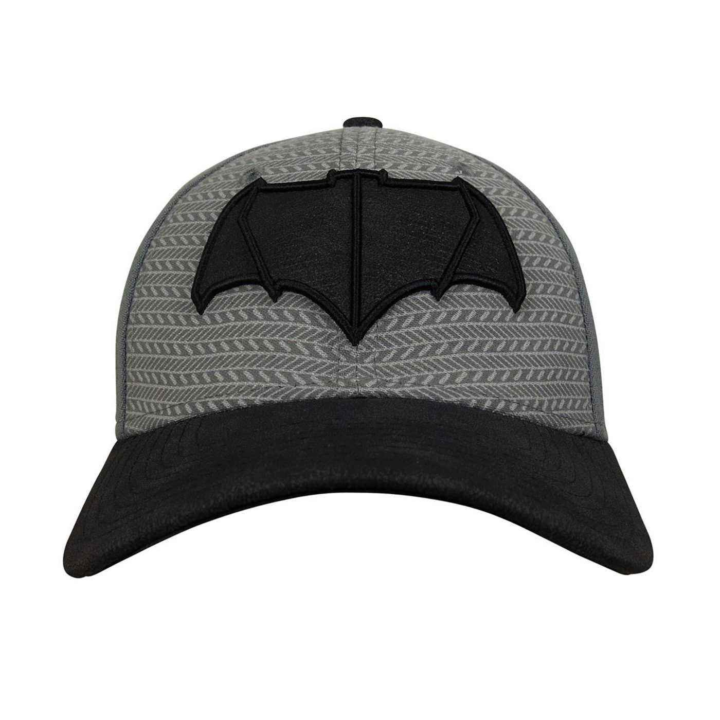 Batman Vs Superman Bat Symbol New Era 39Thirty Flex Fitted Hat
