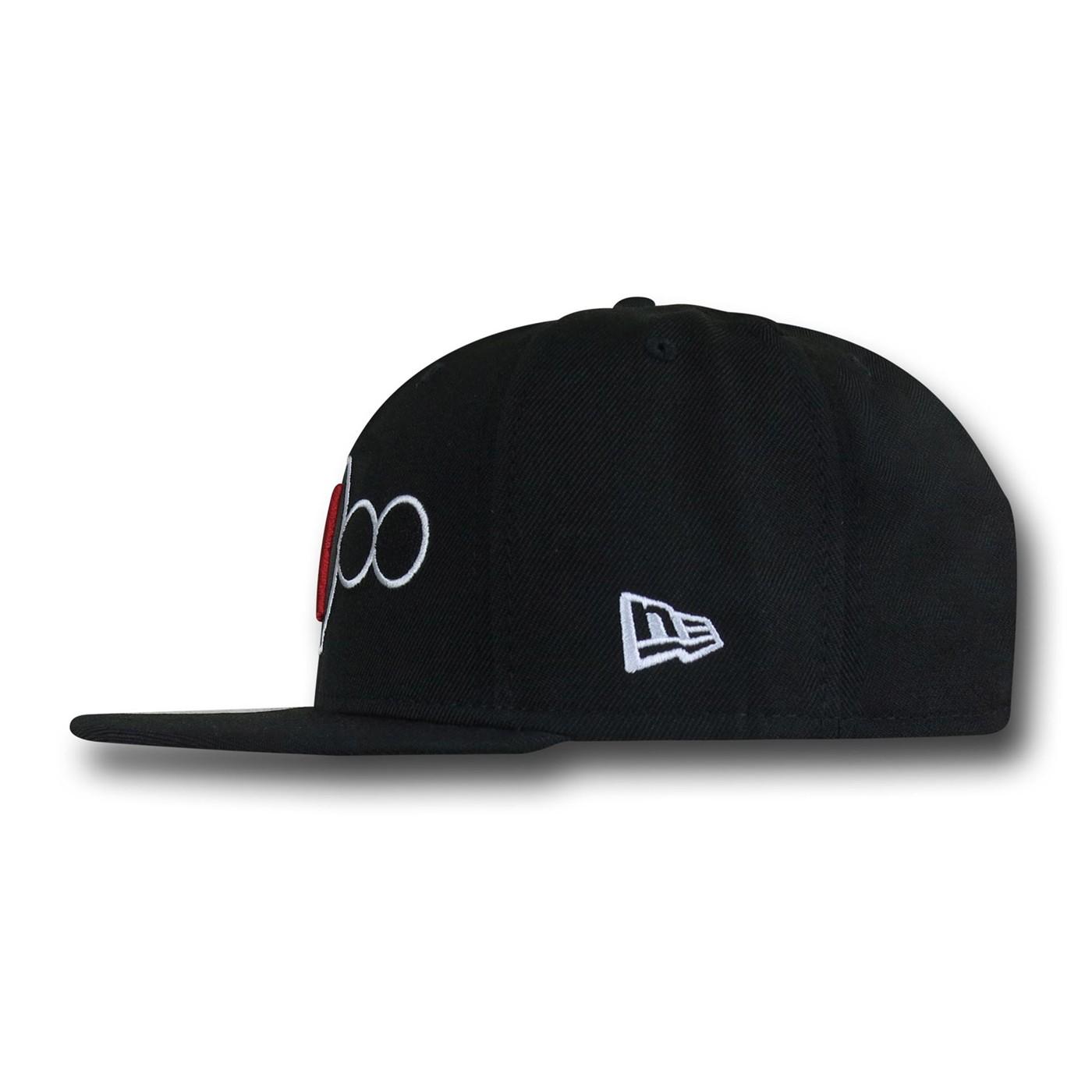 Black Widow Symbol 9Fifty Snapback Cap