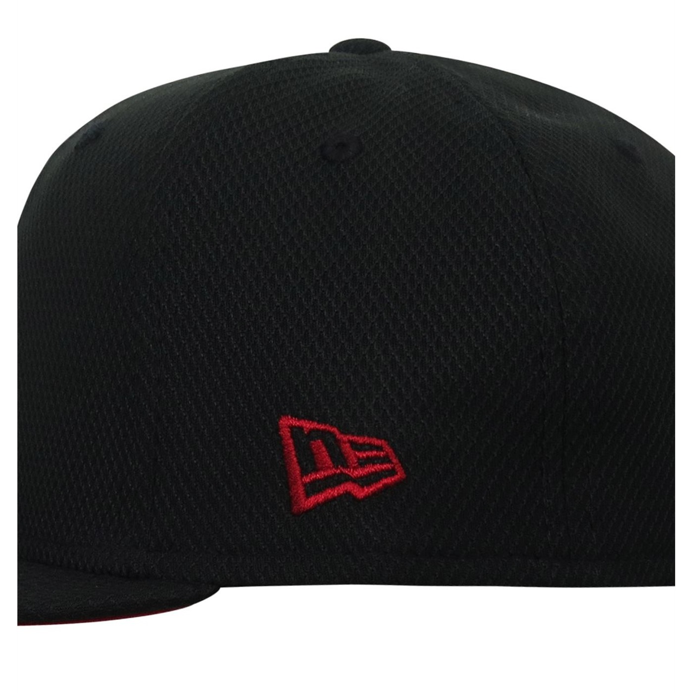 Deadpool Symbol Black 59Fifty Fitted Hat