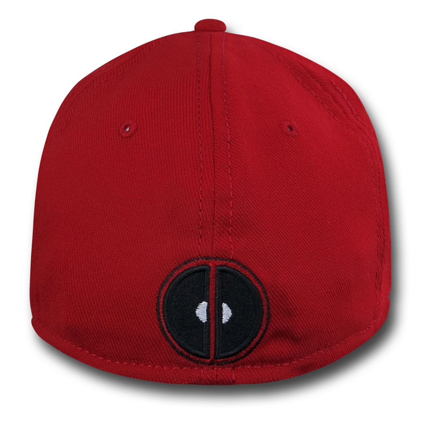 Deadpool Symbol Red 39Thirty Cap
