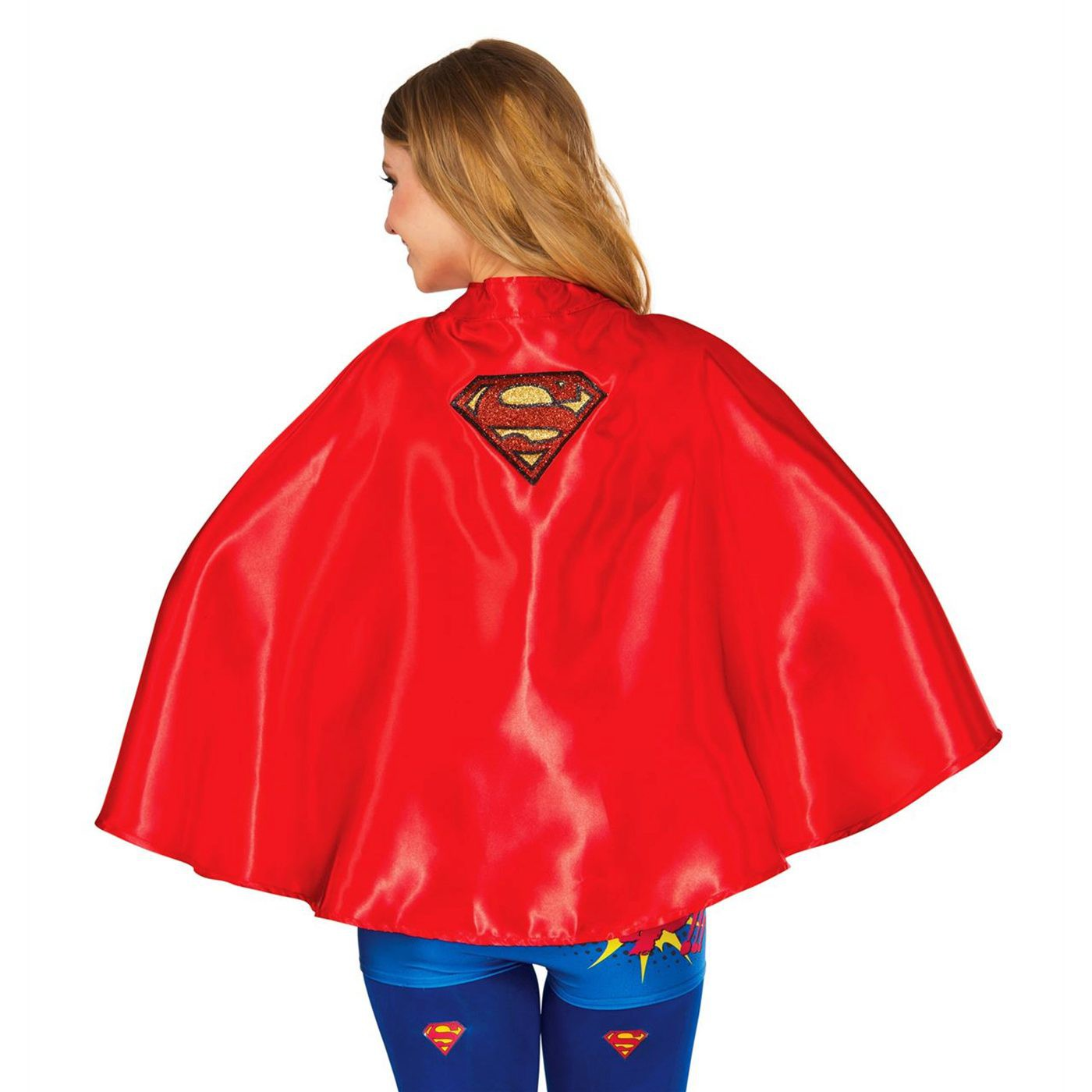 Supergirl Symbol Cape
