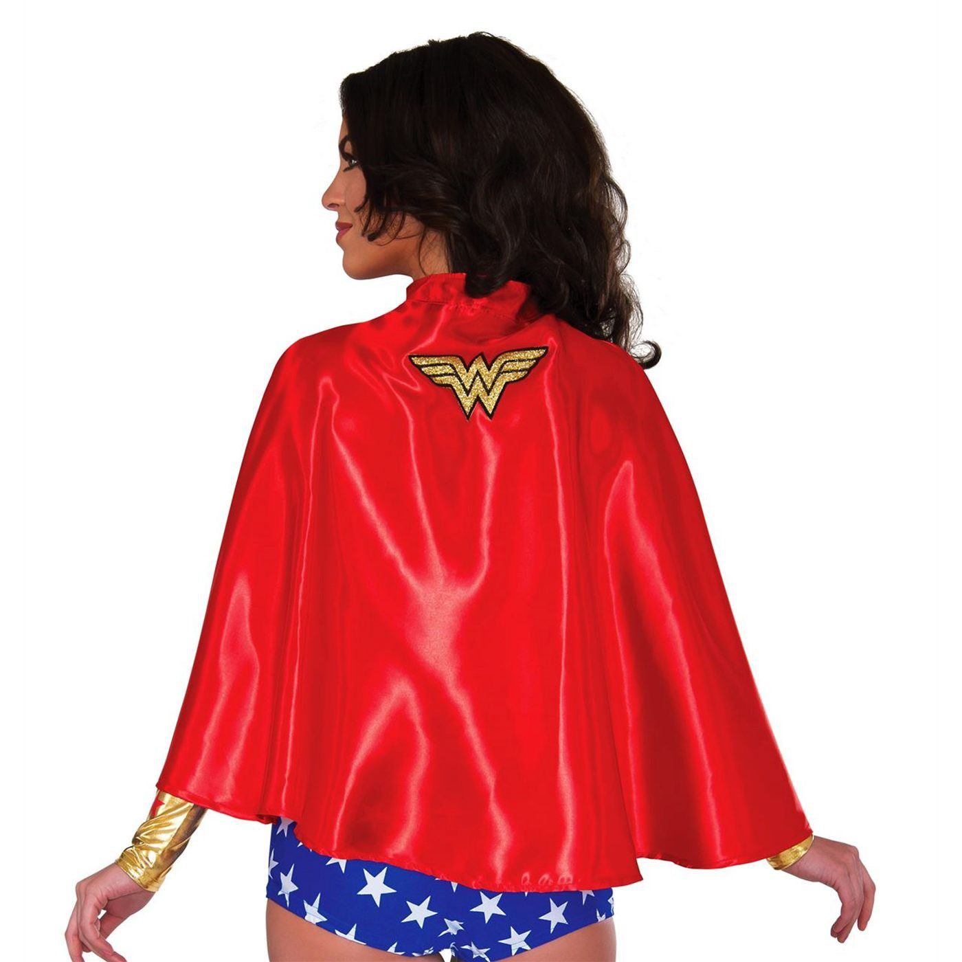Wonder Woman Symbol Cape