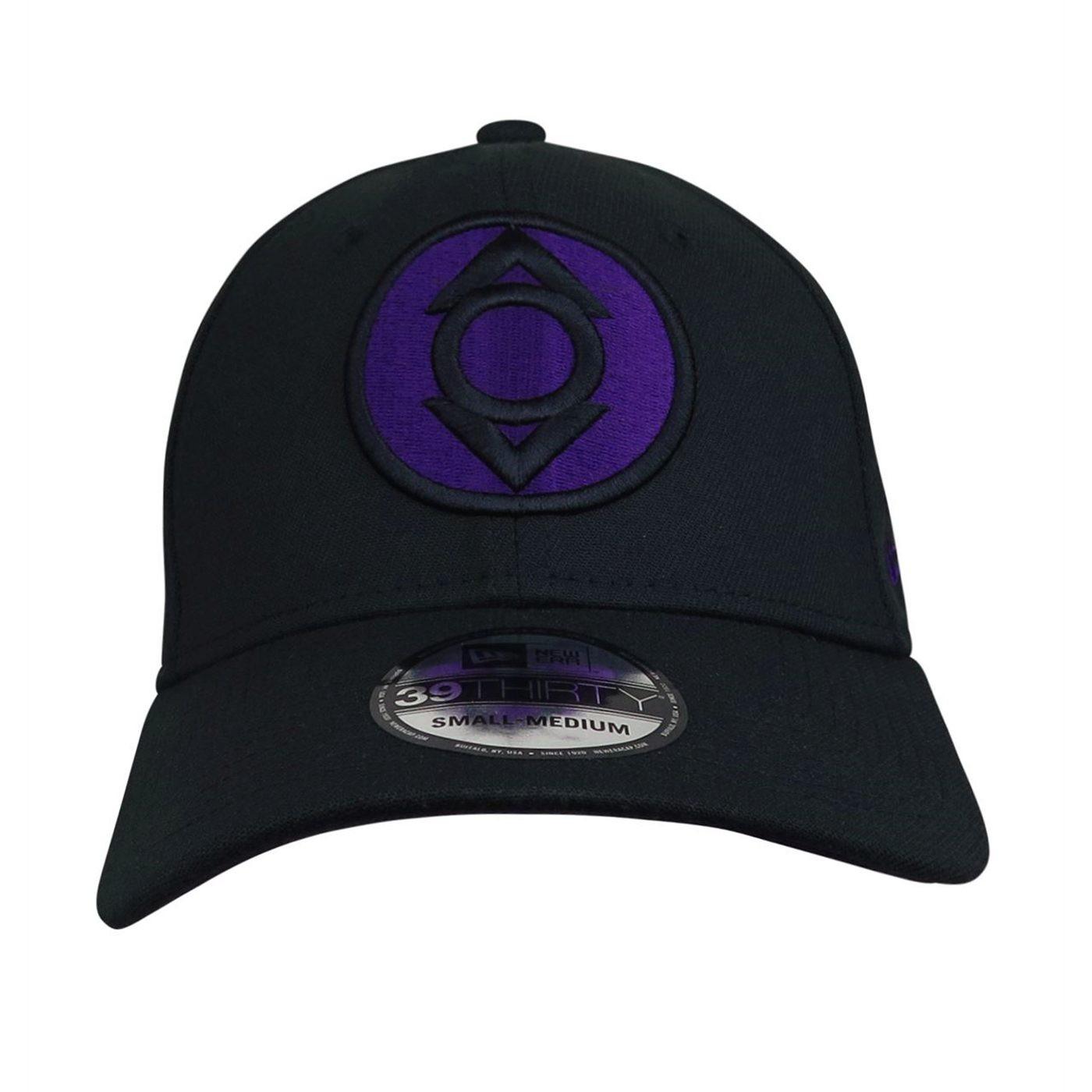 Green Lantern Indigo Lantern 39Thirty Fitted Hat