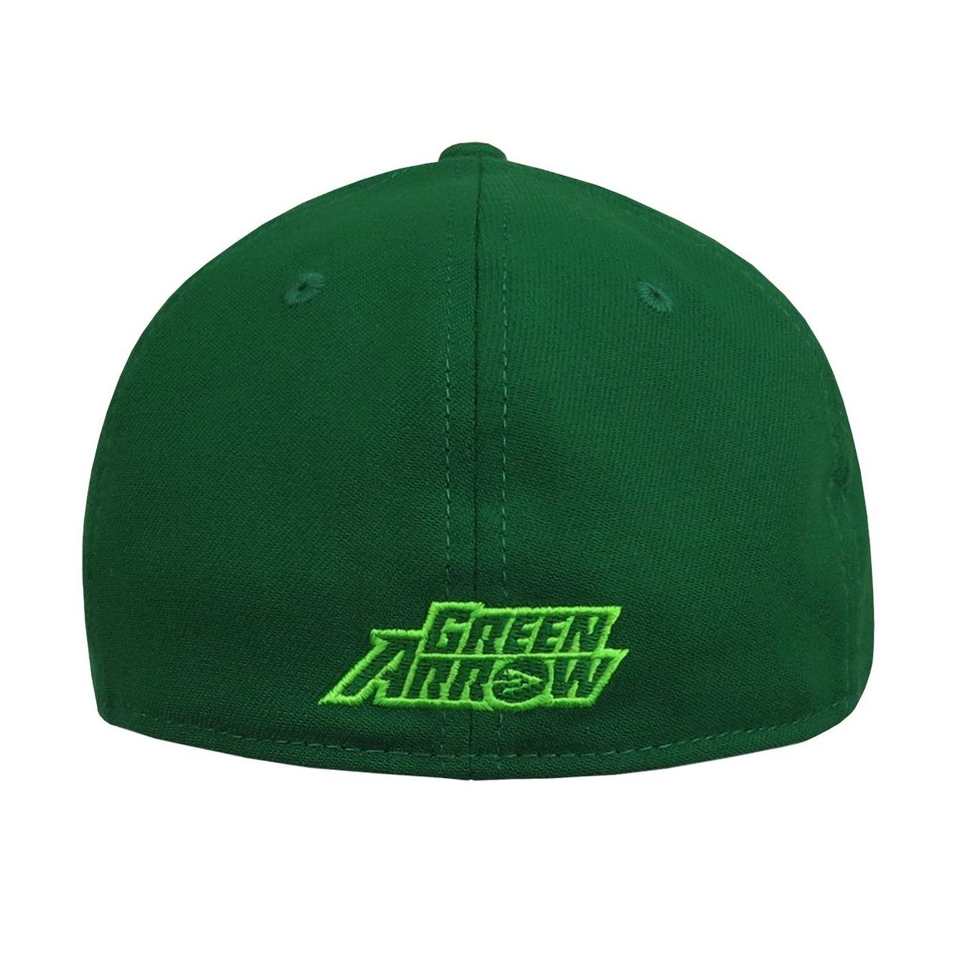 Green Arrow Symbol 39Thirty Fitted Hat