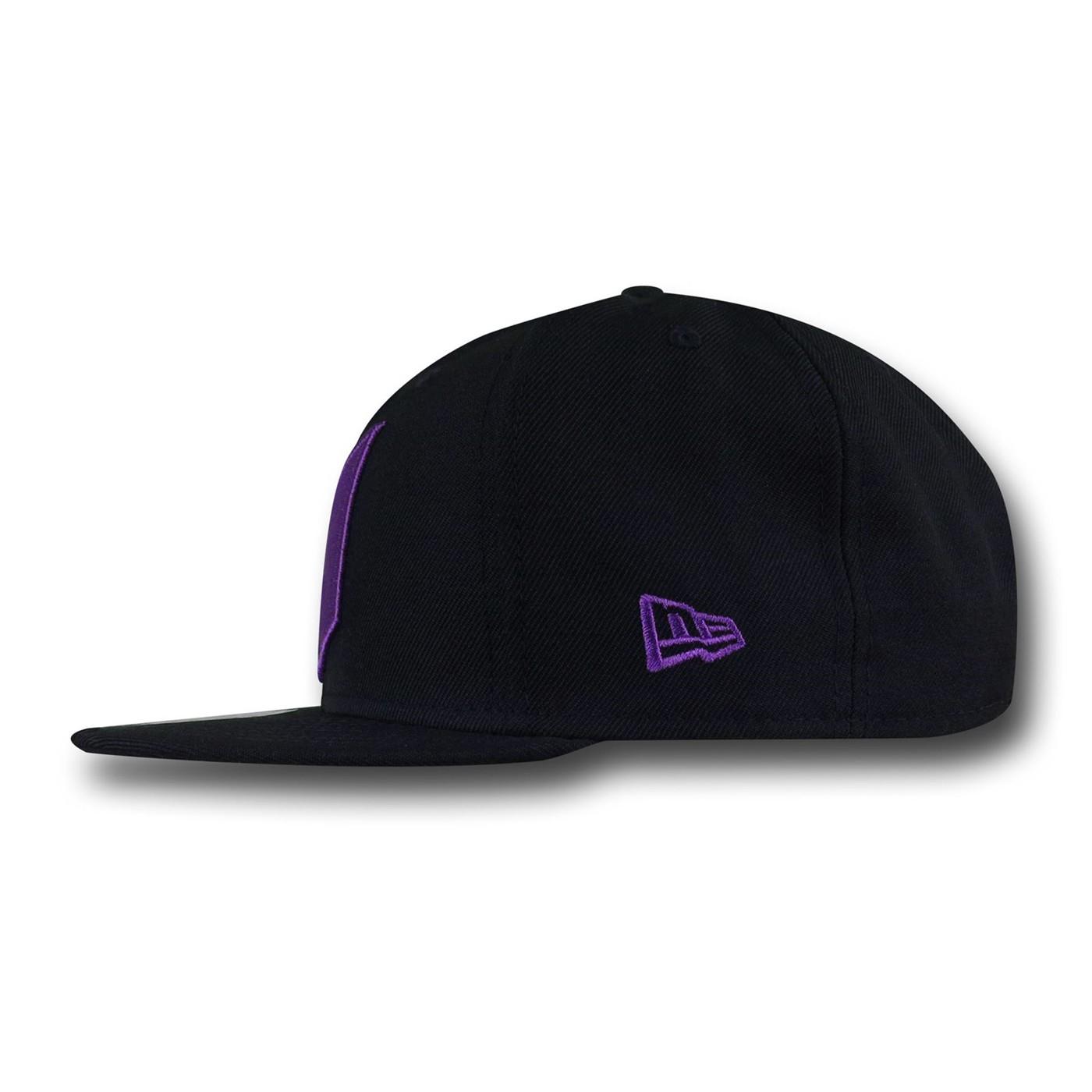 Hawkeye Symbol 9Fifty Snapback Cap
