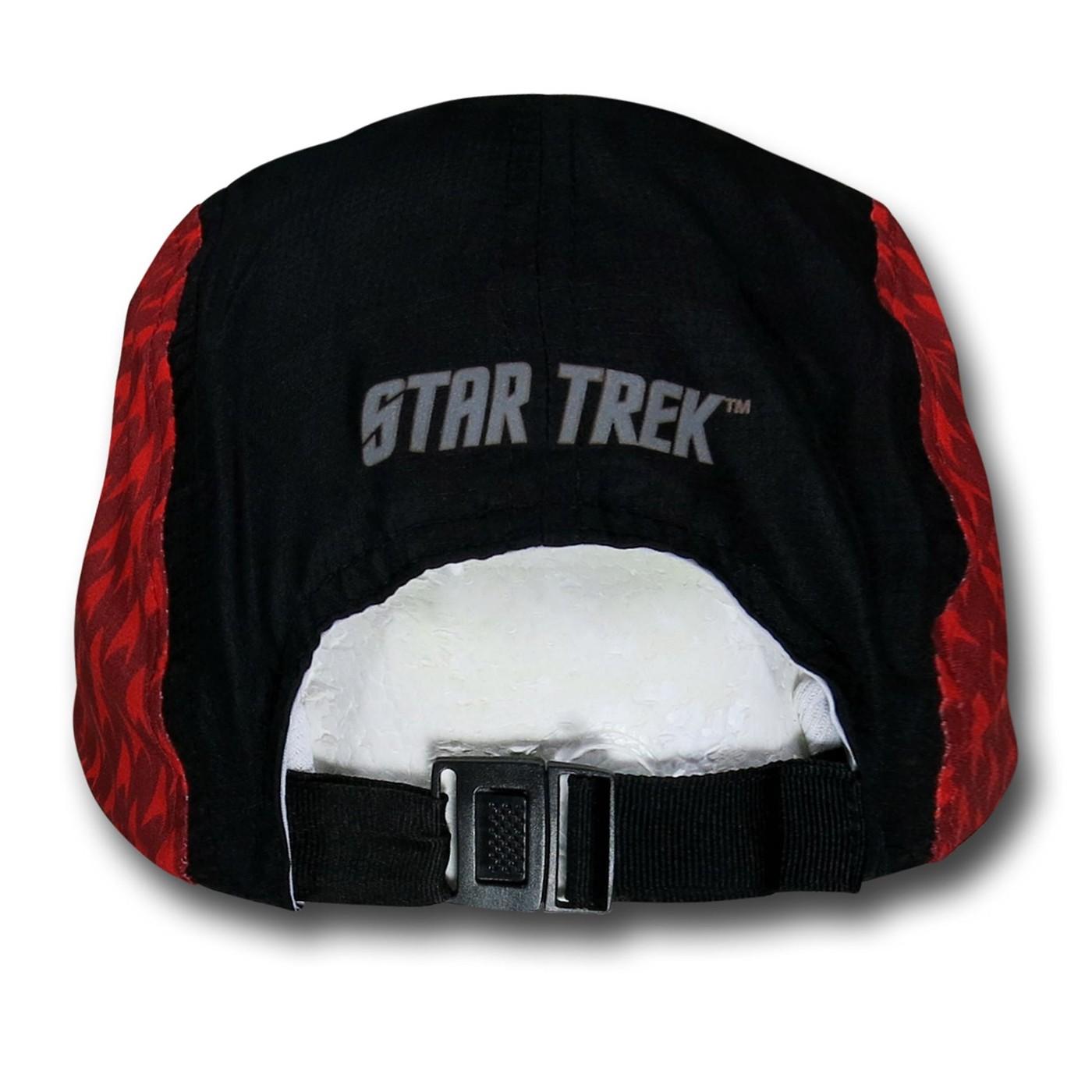 Star Trek Engineering Security Running Cap
