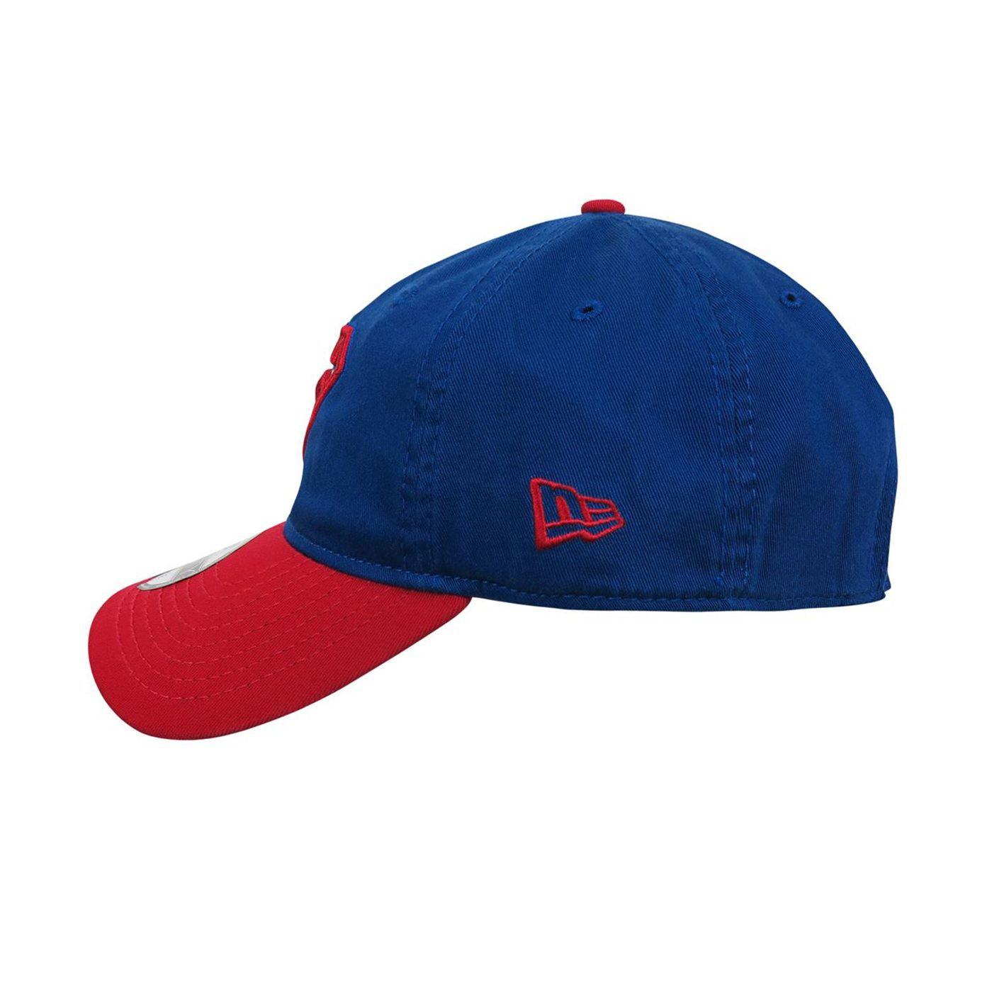 Superman Symbol 9Twenty Adjustable Hat