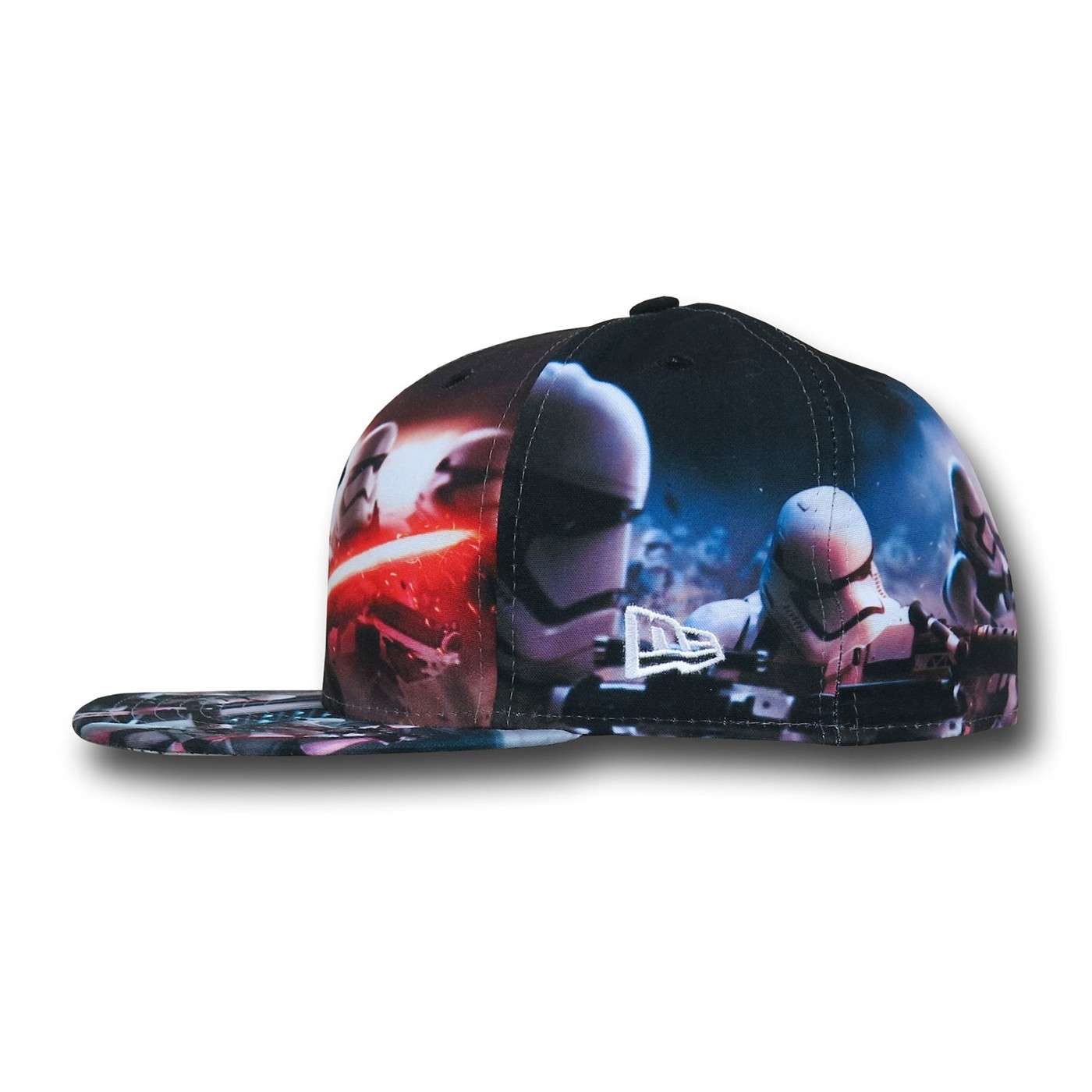 Star Wars The Force Awakens Battle 59Fifty Hat