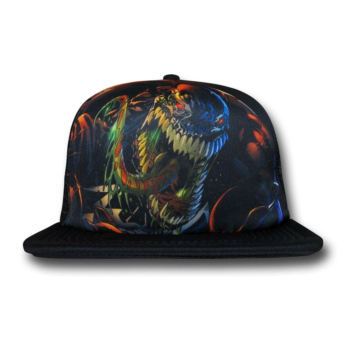 Venom Sublimated Trucker Hat