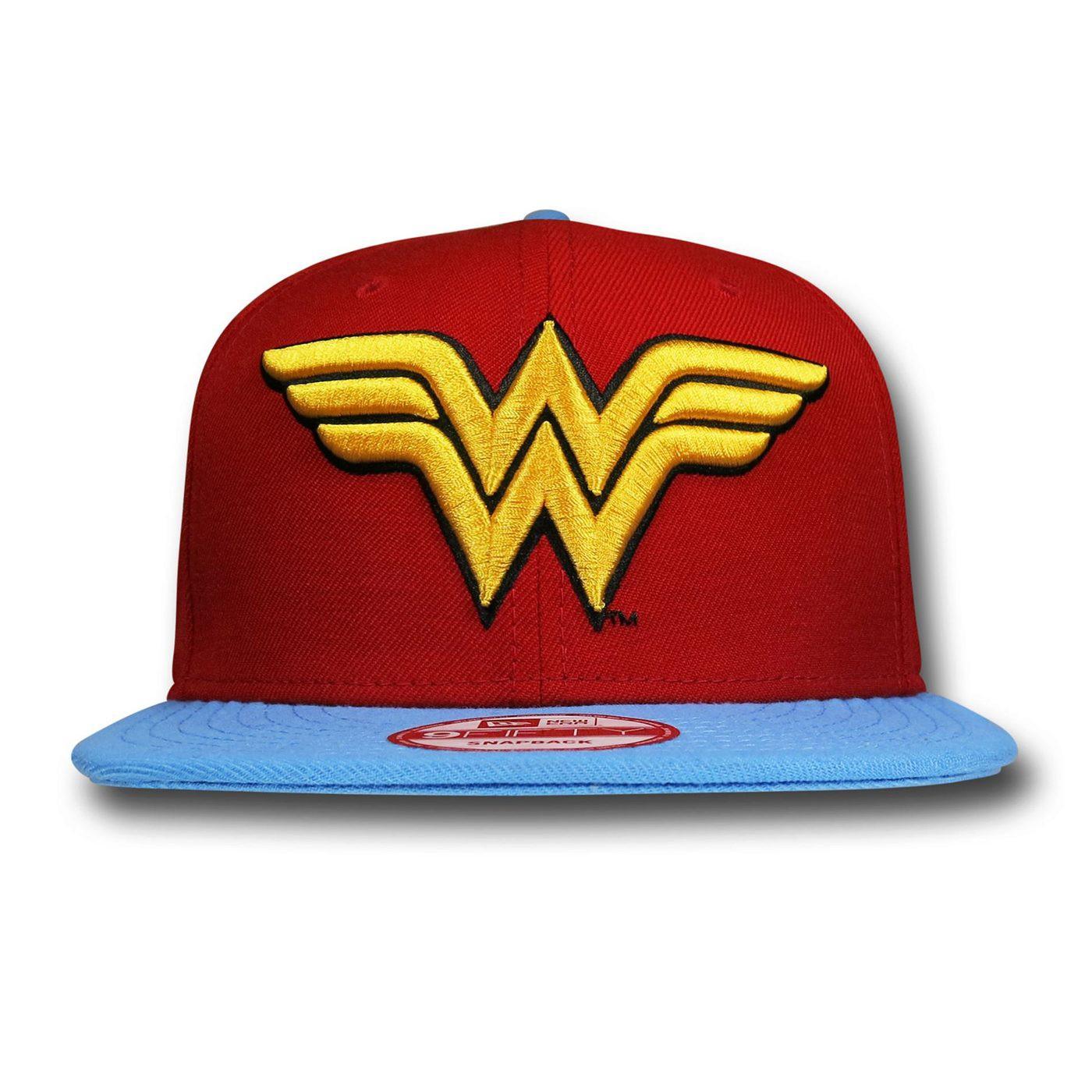 Wonder Woman Symbol 9Fifty Cap