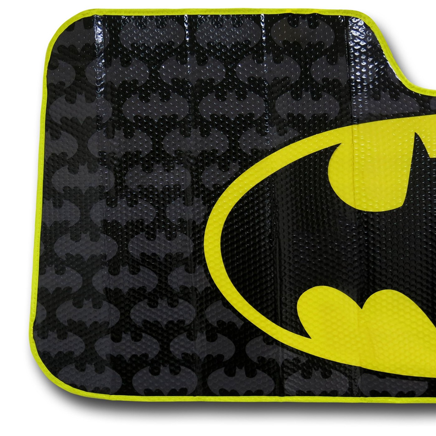 Batman Symbol Car Sunshade