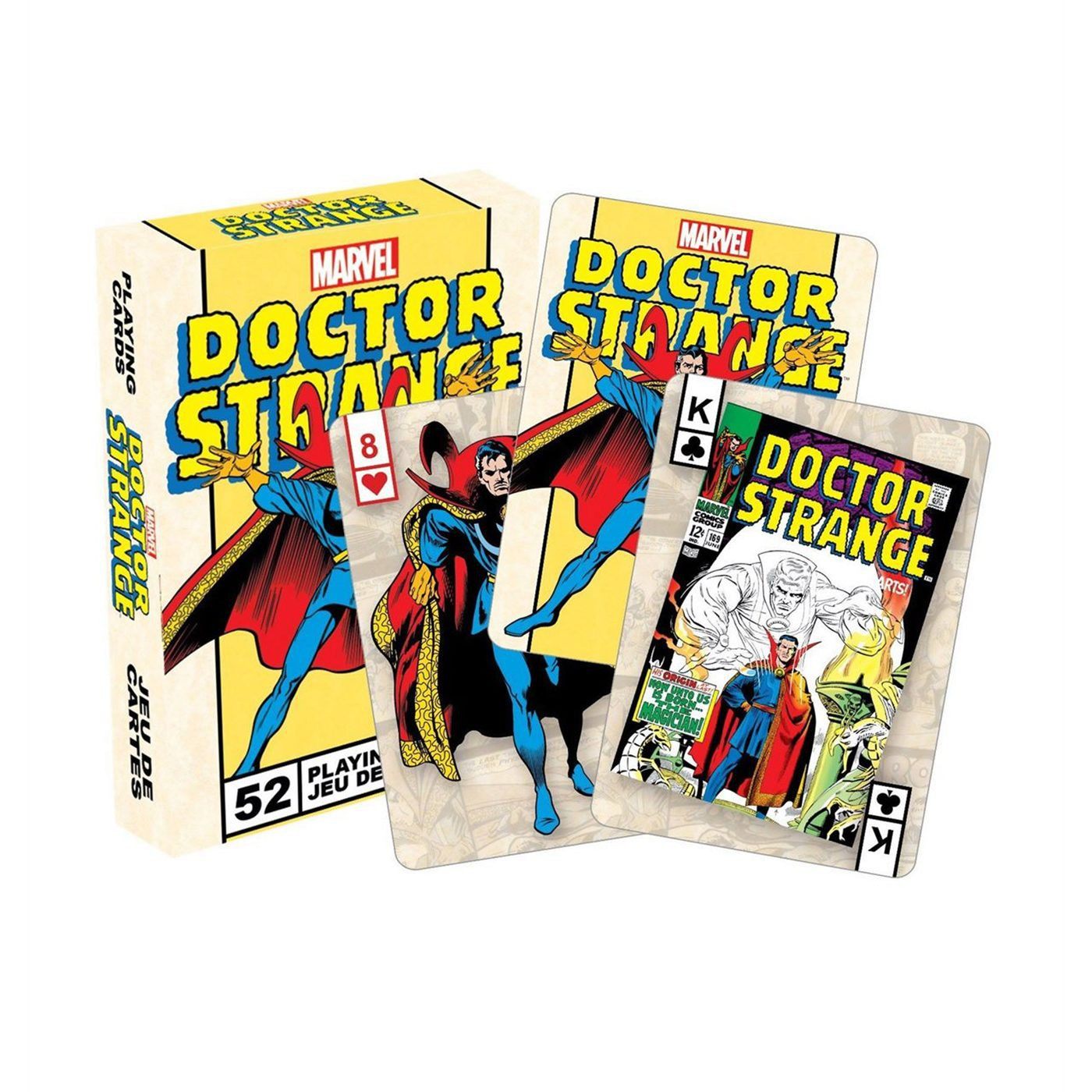 Dr. Strange Playing Cards