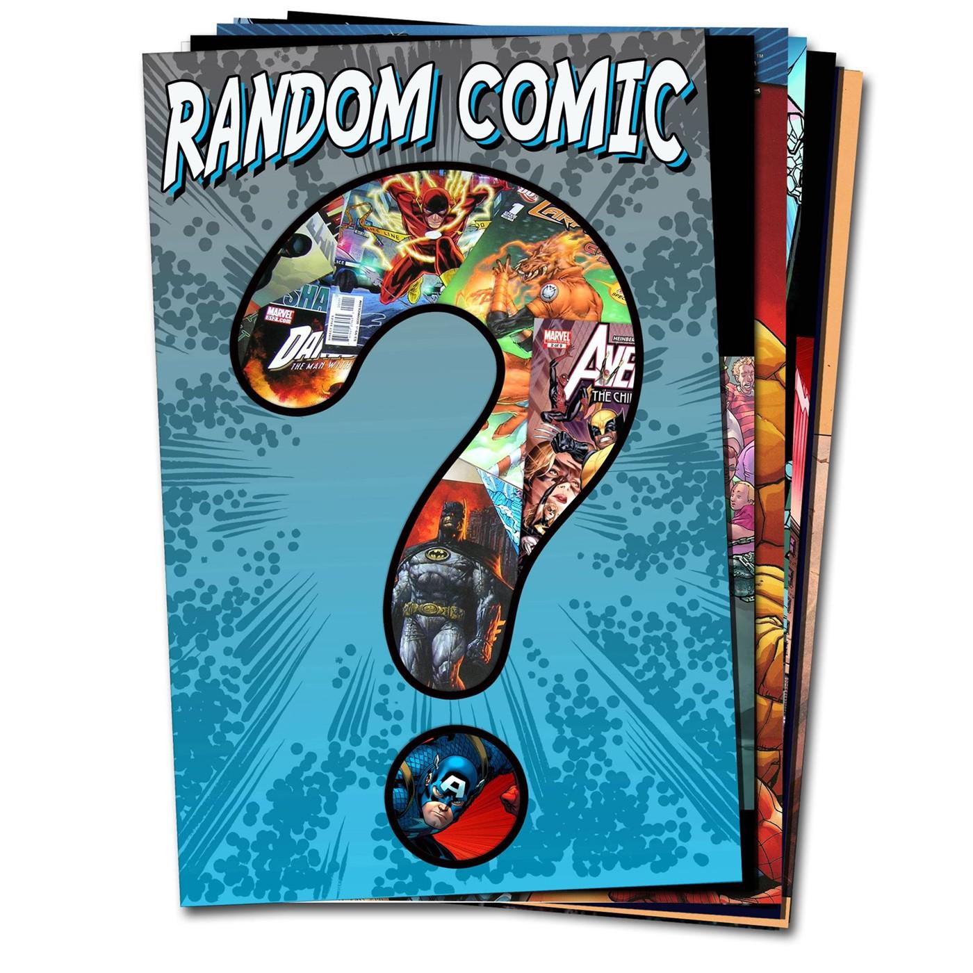 Random Comic Book Binge Pack