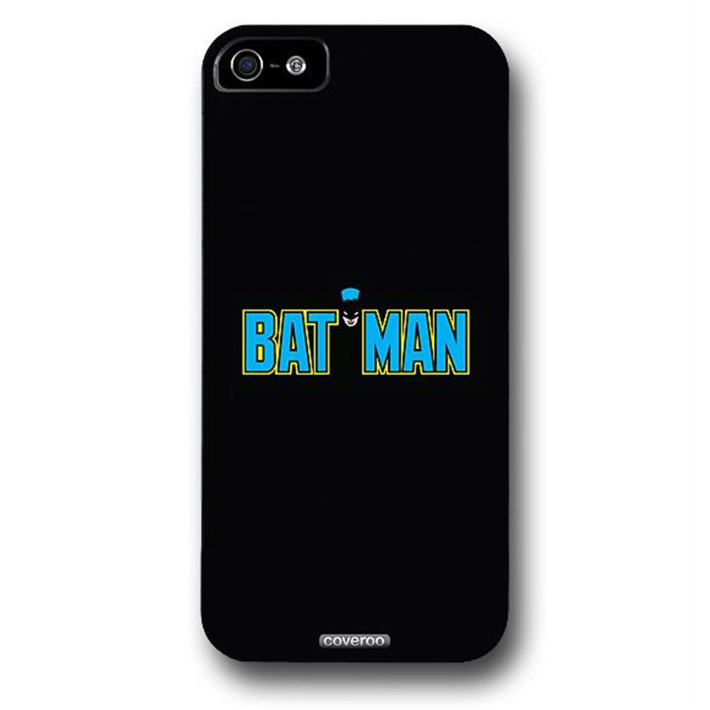 Batman Old-School Logo iPhone 5 Snap Case