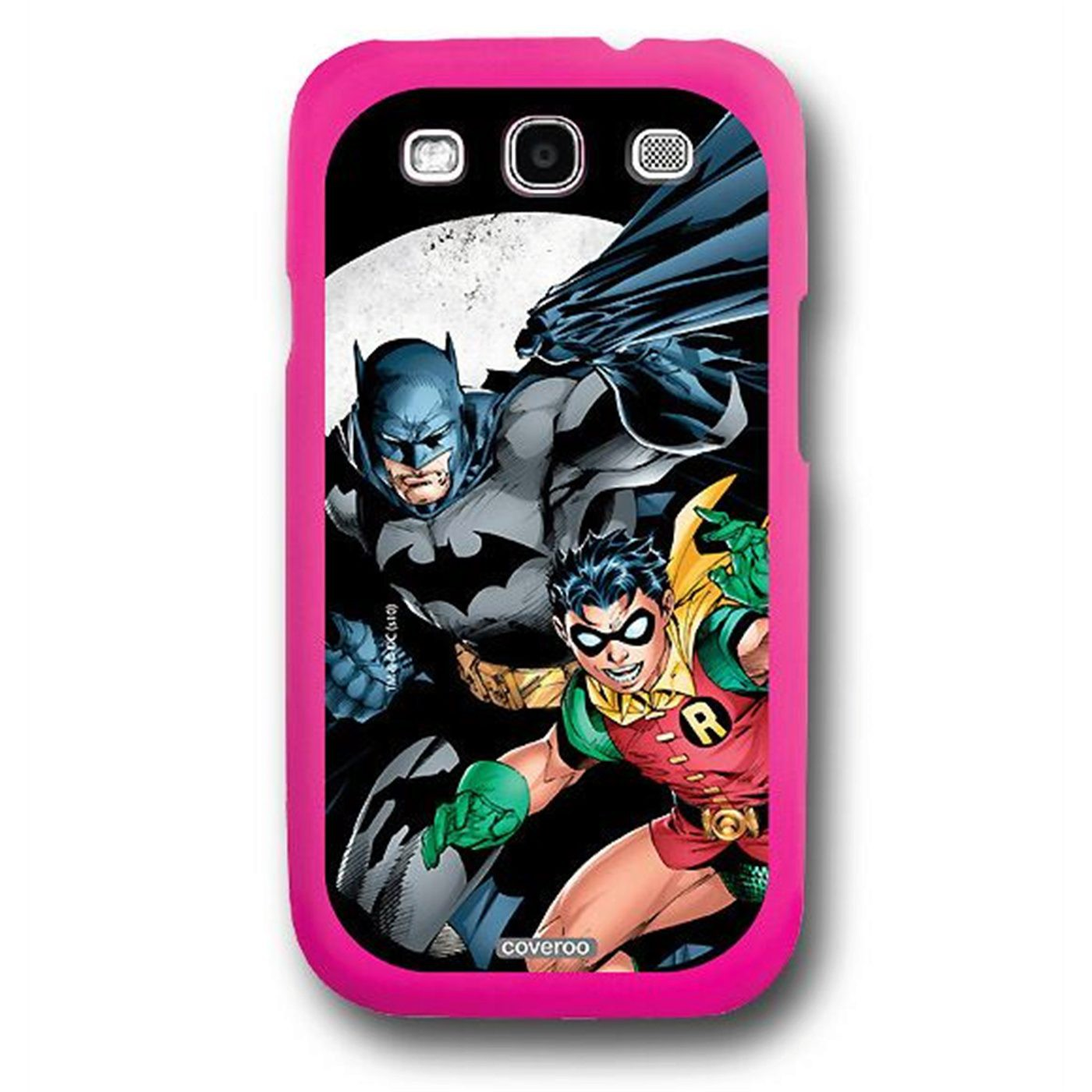 Batman Robin All-Star Galaxy S3 Thinshield Case
