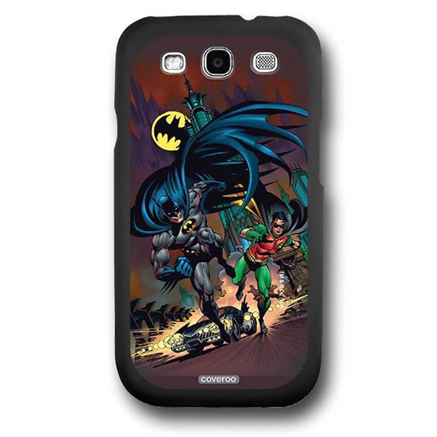 Batman and Robin Dash Galaxy S3 Thinshield Case