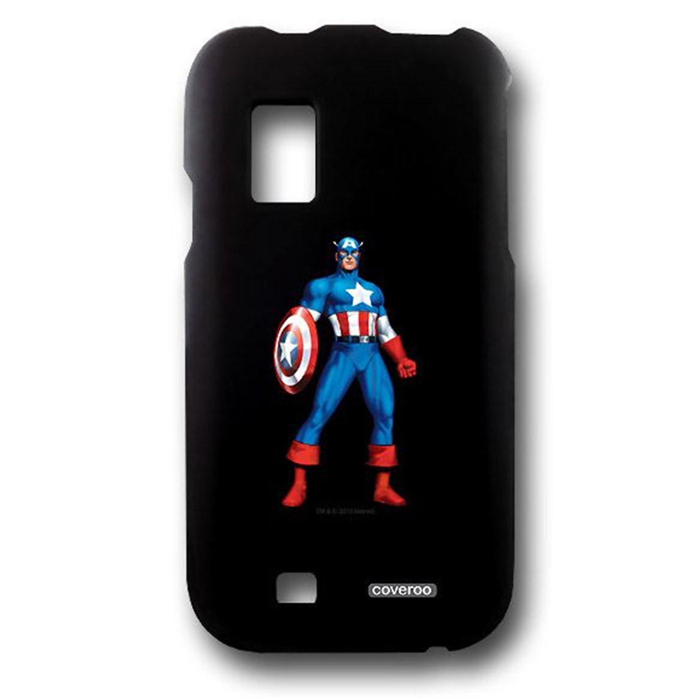 Captain America Stance Samsung Fascinate Case