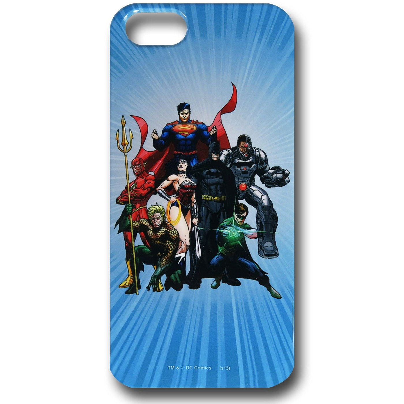 Justice League Group iPhone 5 Snap Case