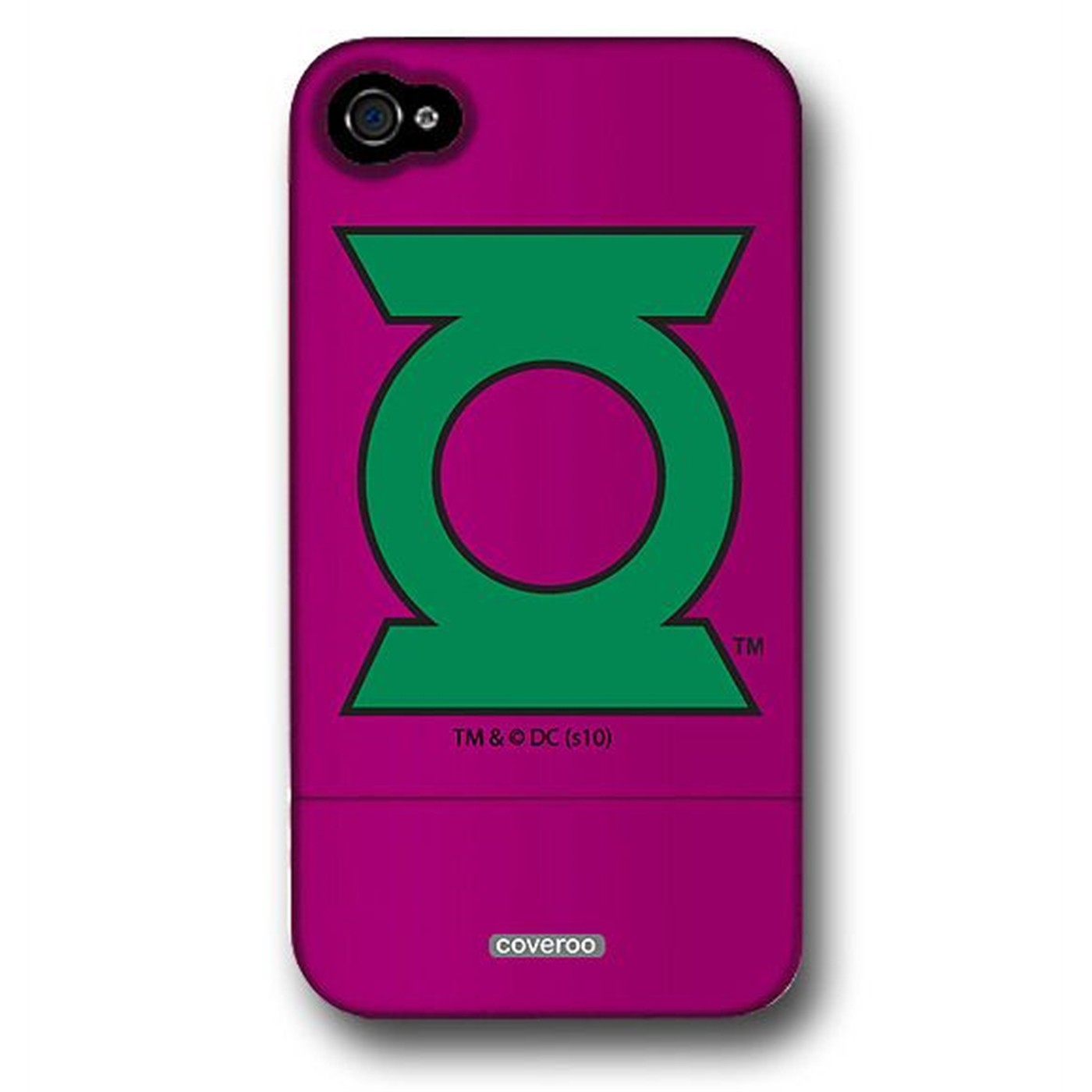 Green Lantern Symbol iPhone 4 & 4S Slider Case