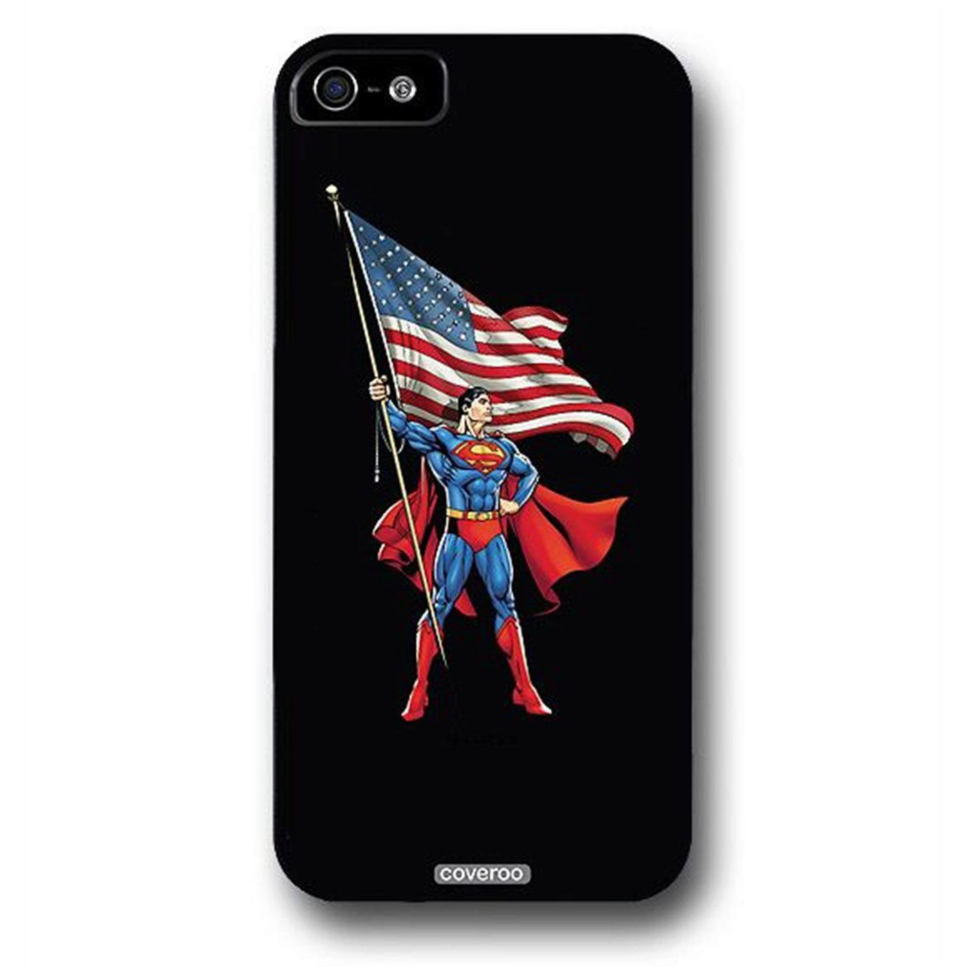 Superman American Way iPhone 5 Snap Case