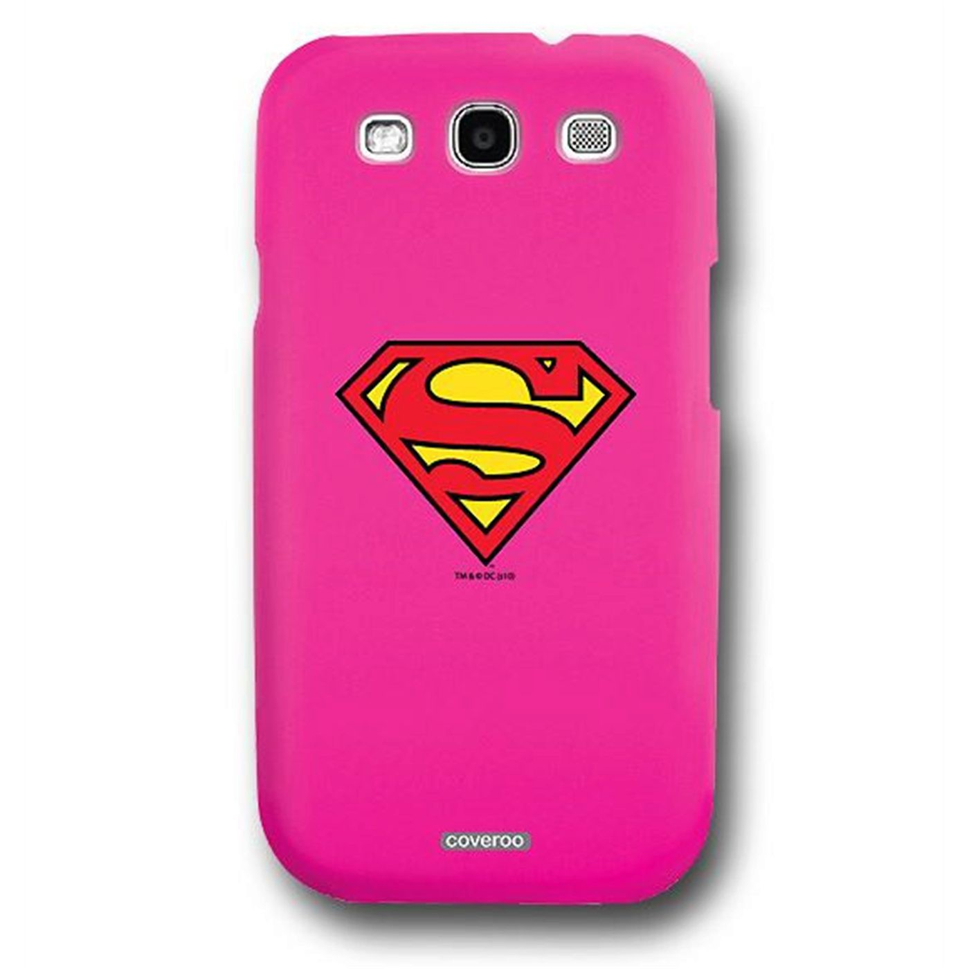 Superman Symbol Galaxy S3 Thinshield Case