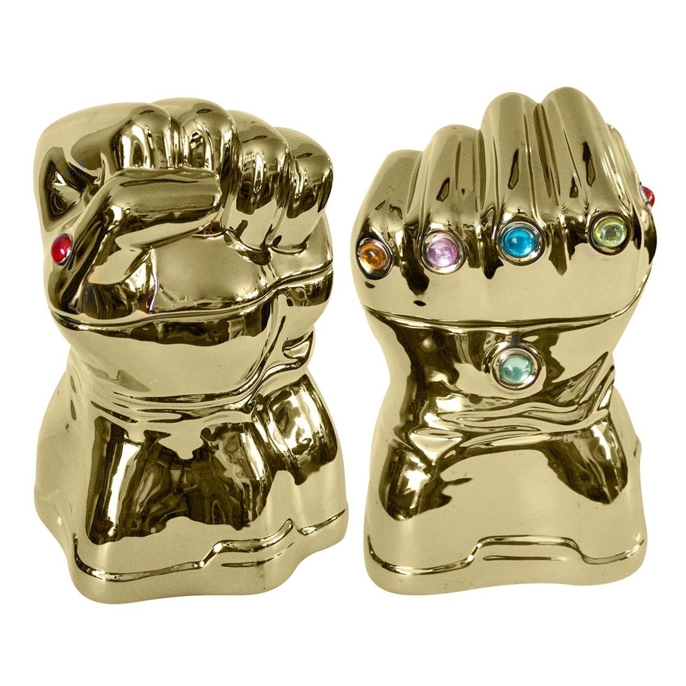 Infinity Guantlet Cookie Jar