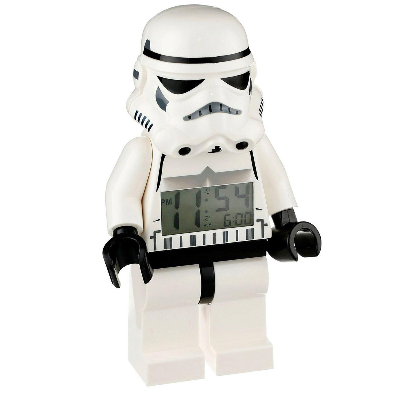 Star Wars LEGO Stormtrooper Alarm Clock