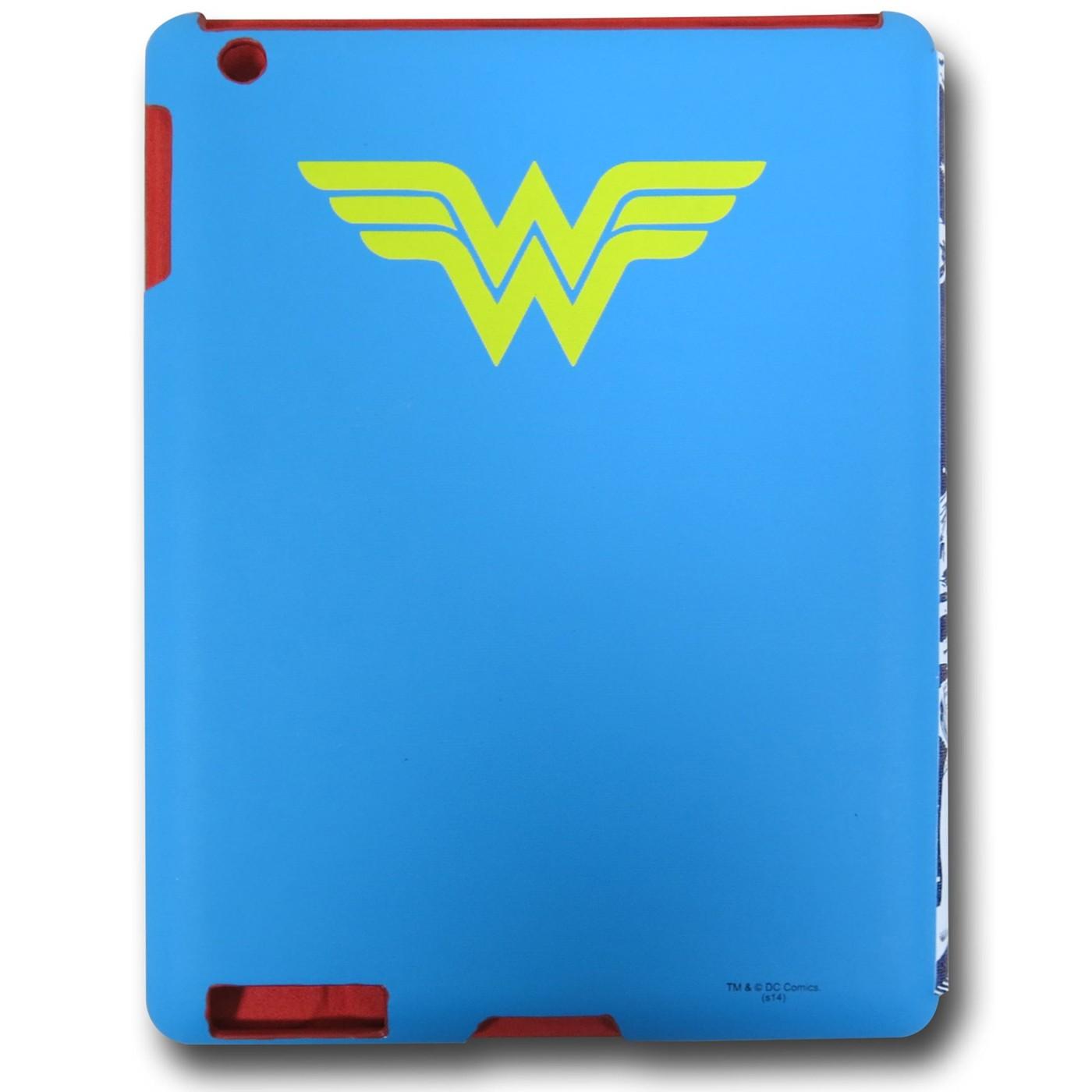 Wonder Woman #253 Cover iPad Sleeve Case