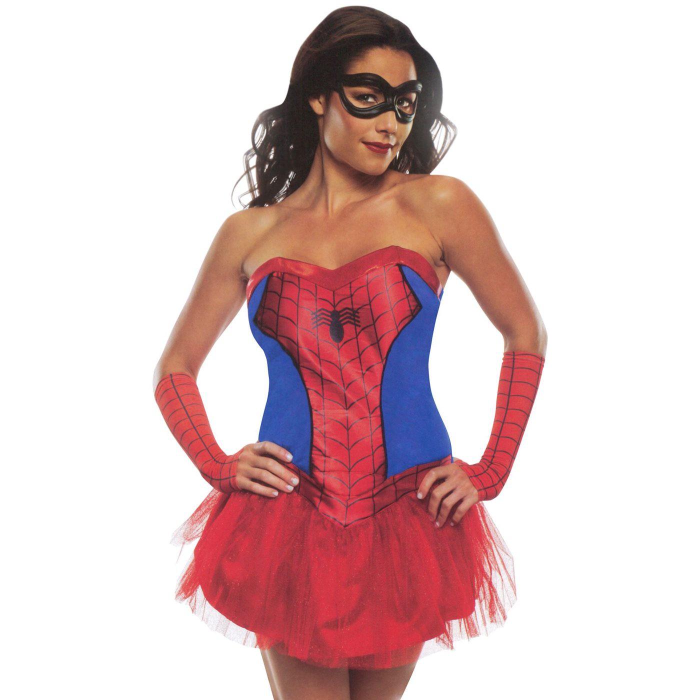 Spider-Man Spider-Girl Women's Costume