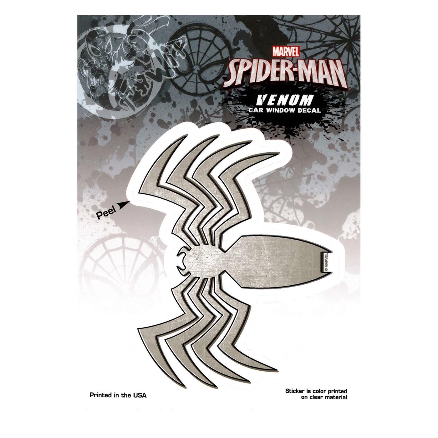 Venom Symbol Decal