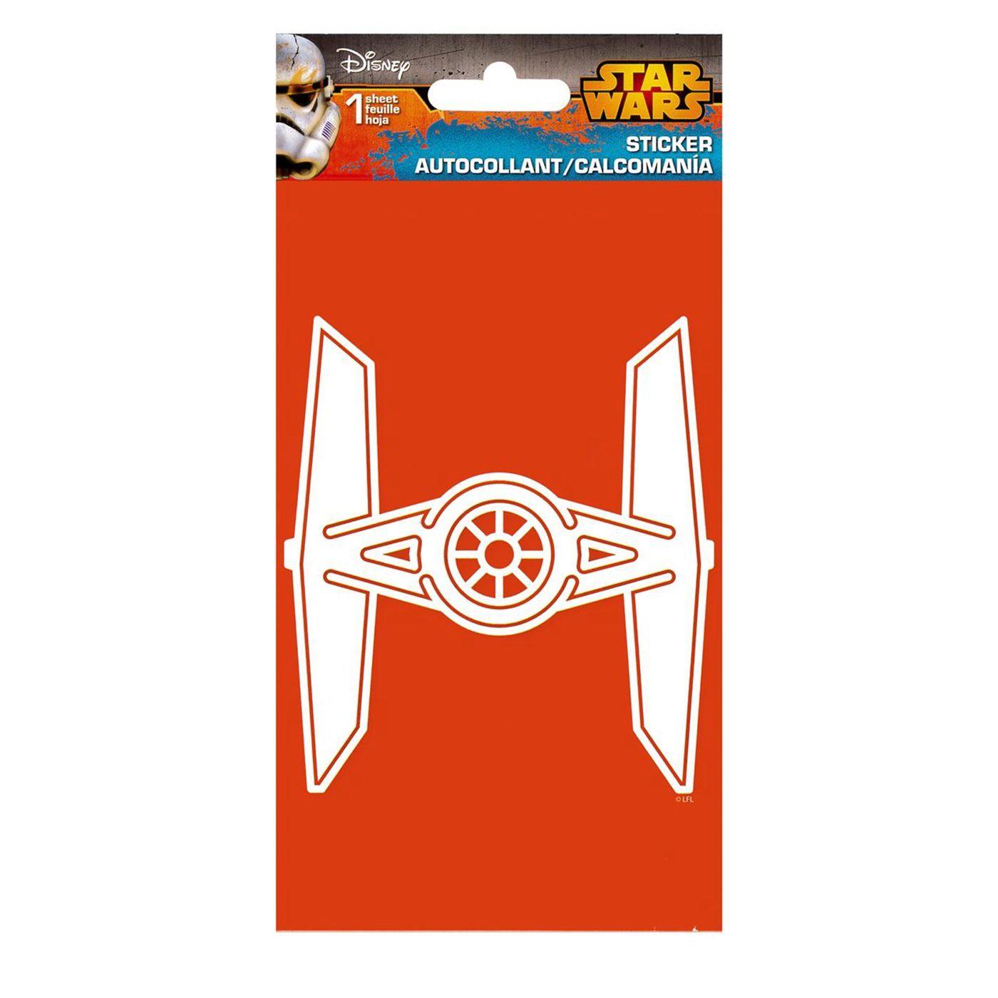Star Wars TIE Fighter Sticker