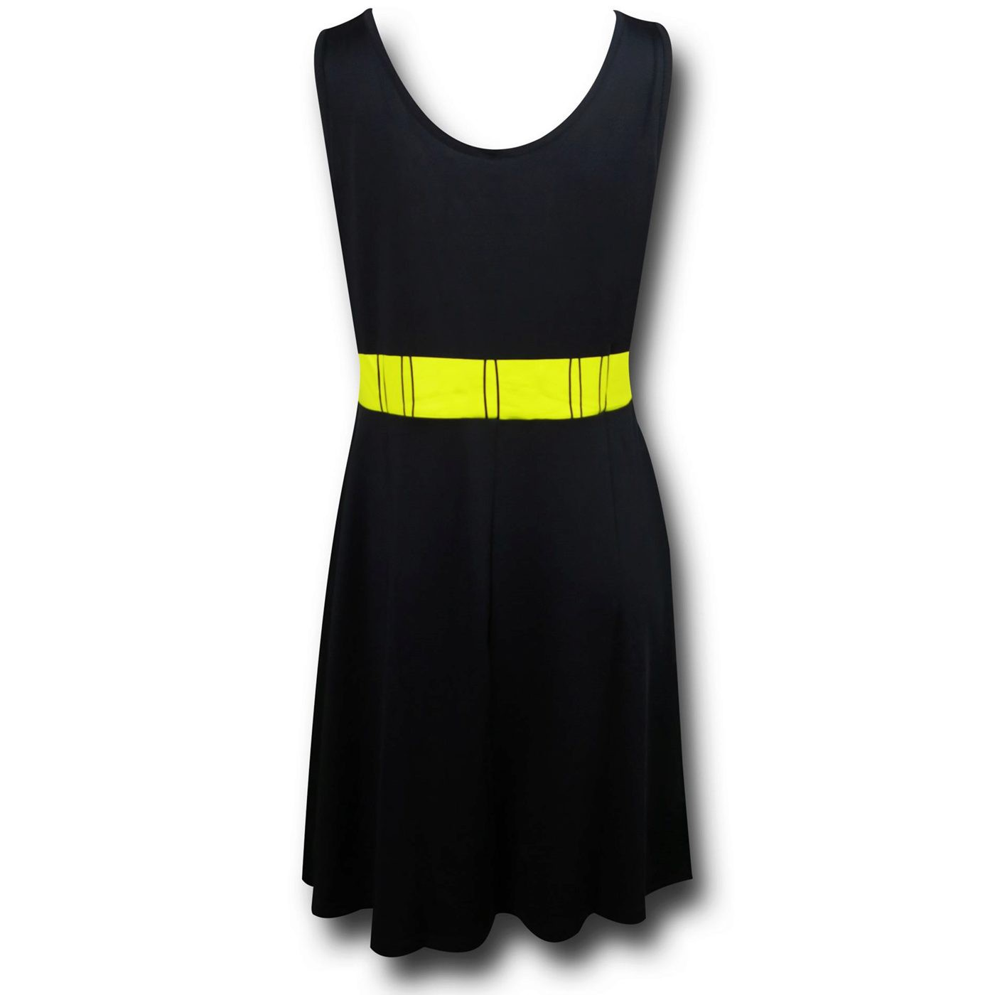 Batgirl Women's A-Line Scoop Neck Dress