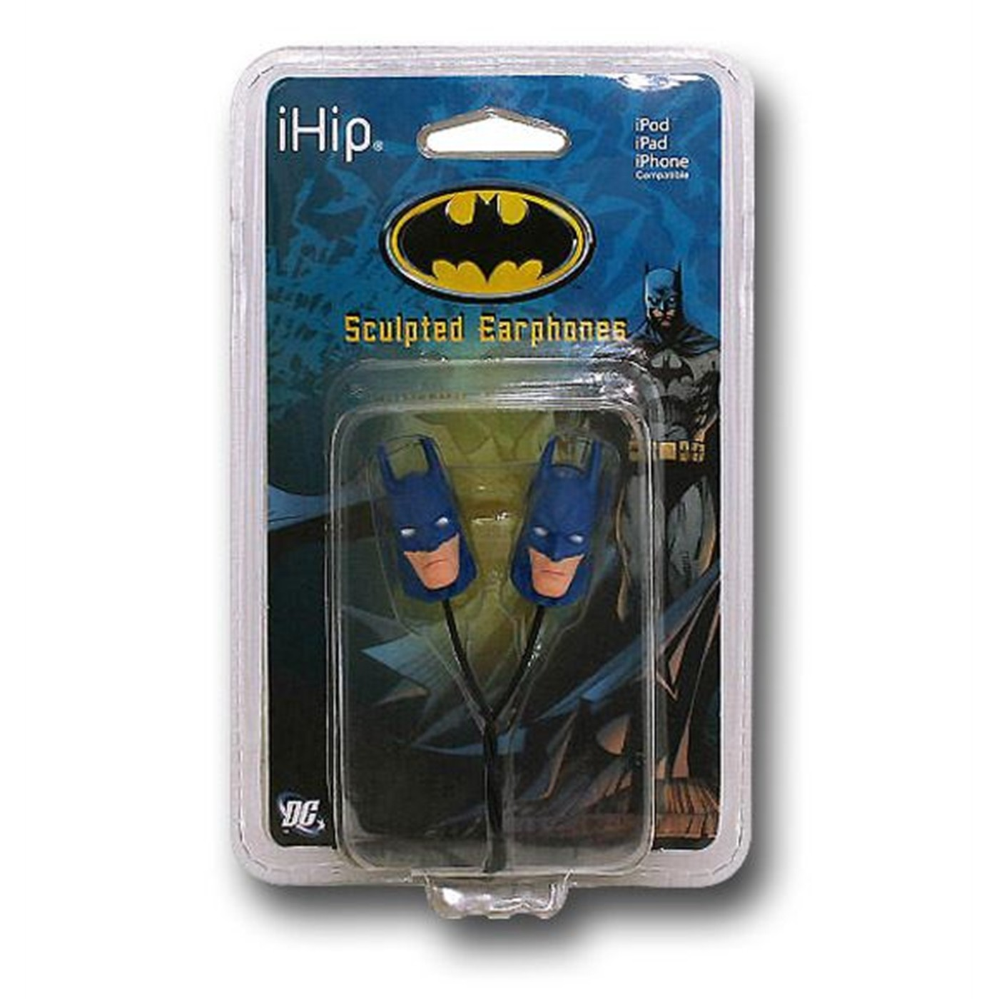 Batman Sculpted Earphones