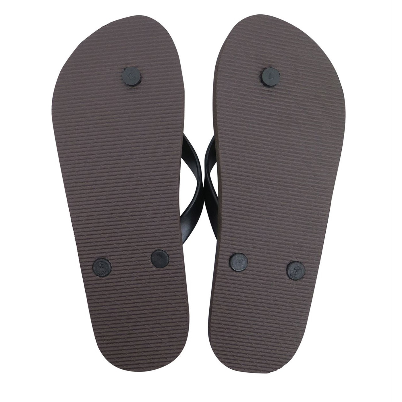 Flash Symbol Men's Flip Flops