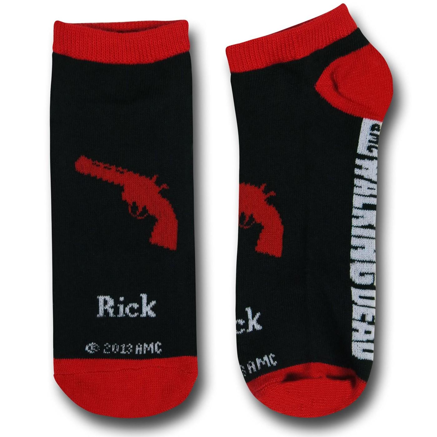 Walking Dead Icons Women's Sock 3-Pack