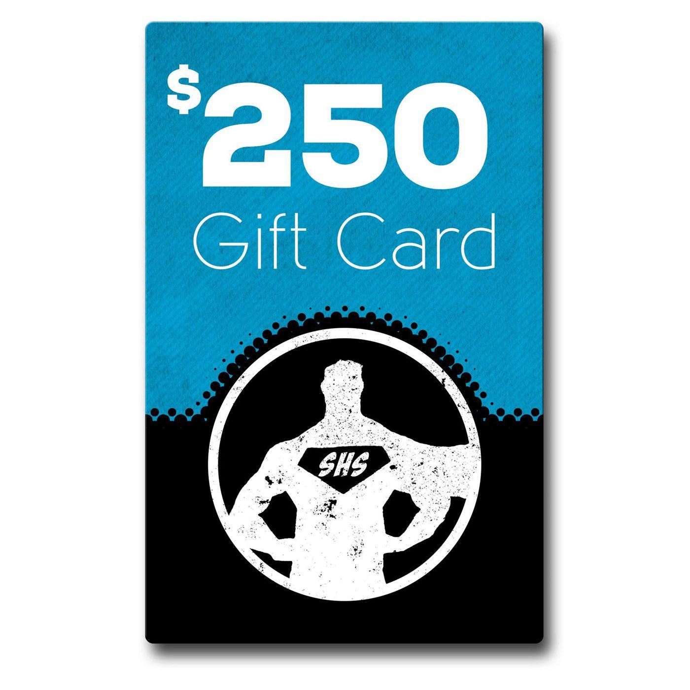 SuperHeroStuff.com 250 Gift Certificate