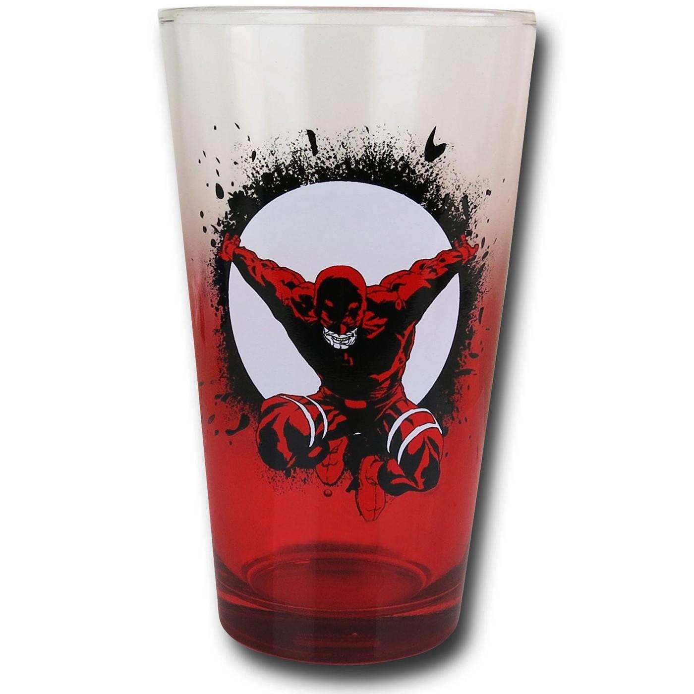Daredevil Jump Pint Glass
