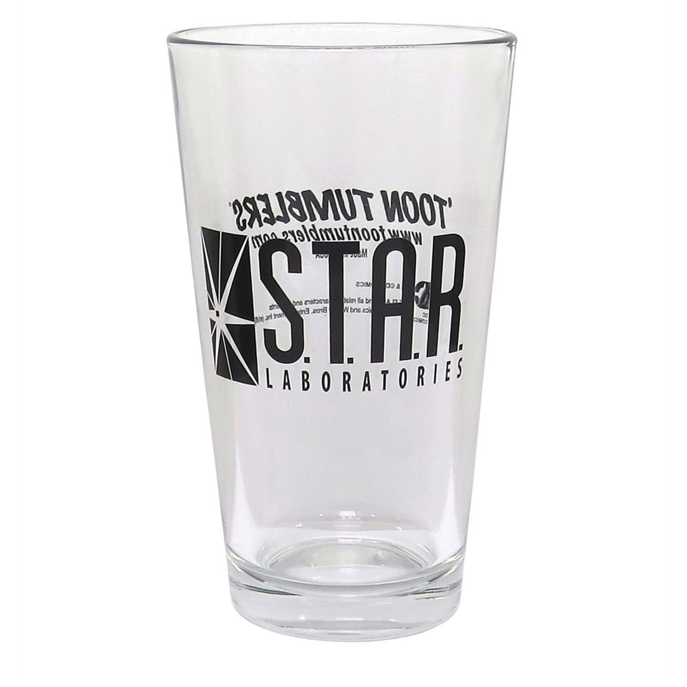 Flash Star Labs Pint Glass