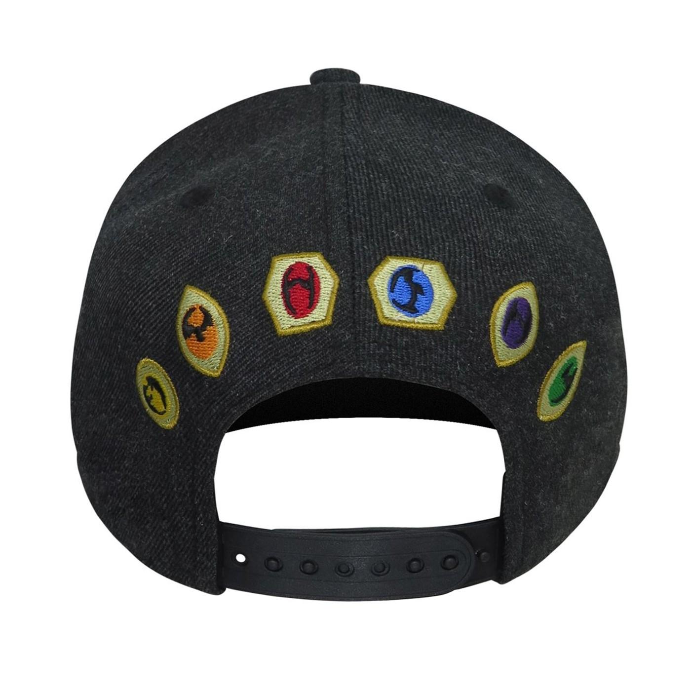 Avengers Infinity War Logo 9Fifty Adjustable Hat