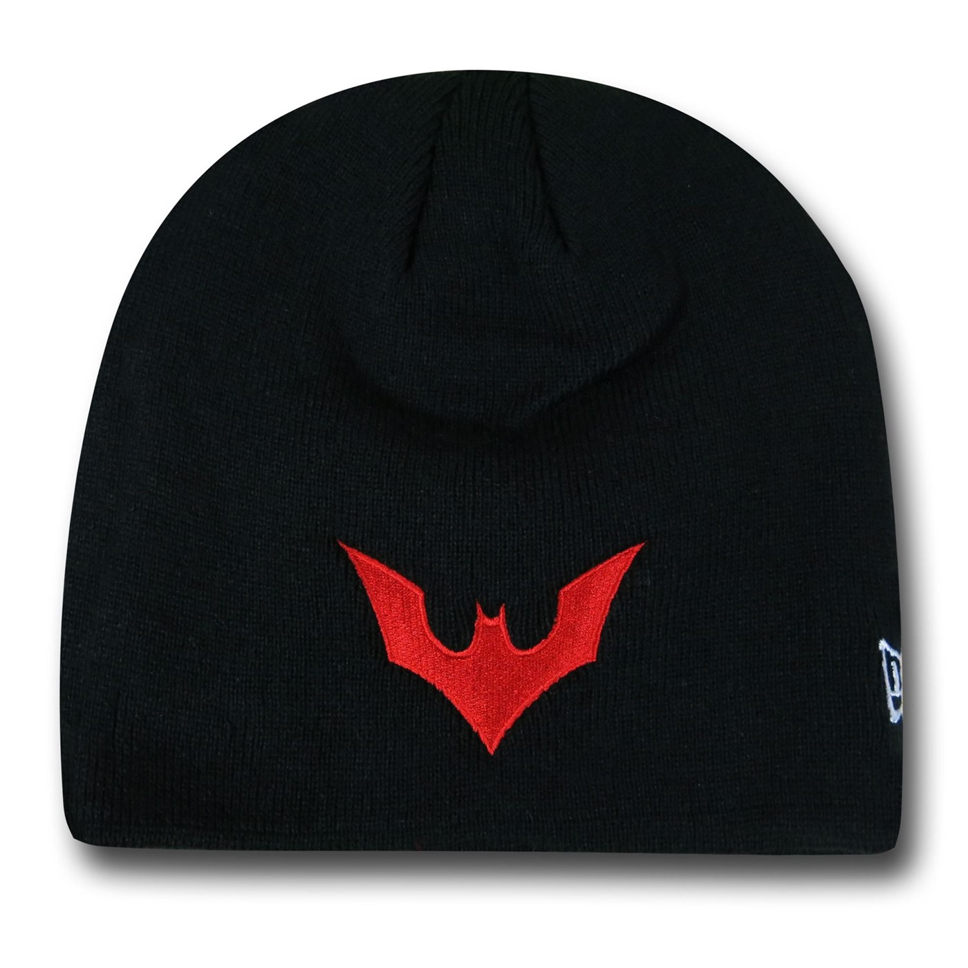 Batman Beyond Symbol Black New Era Beanie