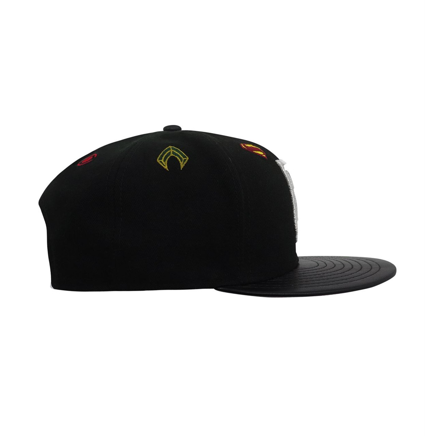 Justice League Badge & Symbols 9Fifty Adjustable Hat