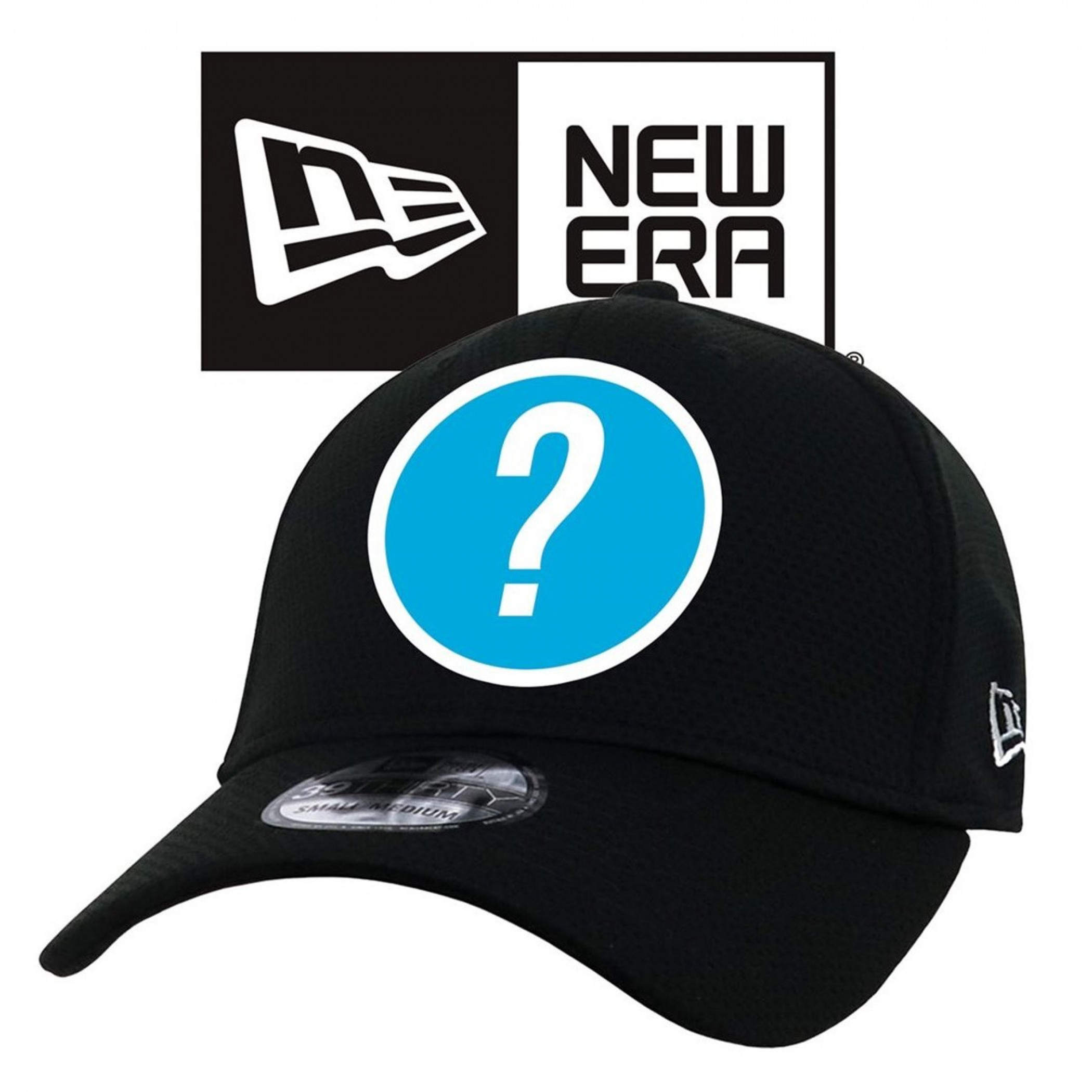 New Era Mystery 39Thirty Fitted Hat