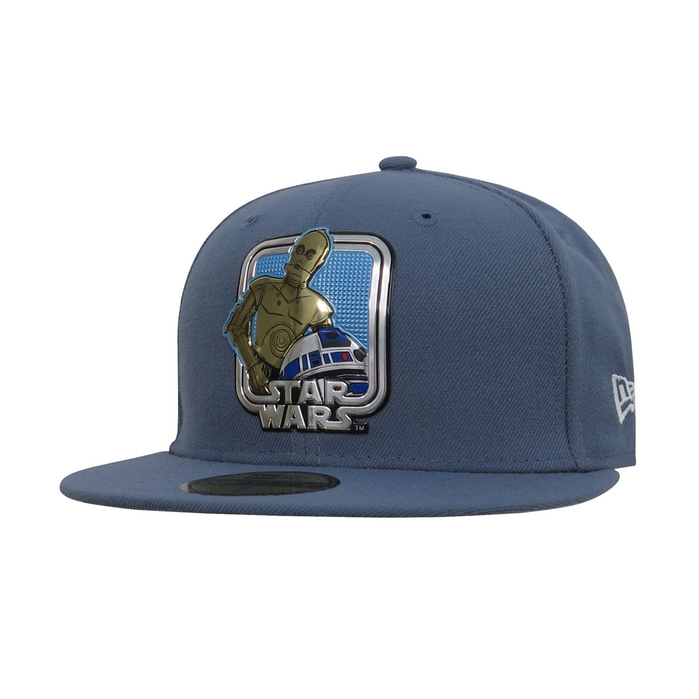 Star Wars 40th R2D2 & C3PO 59Fifty Fitted Hat