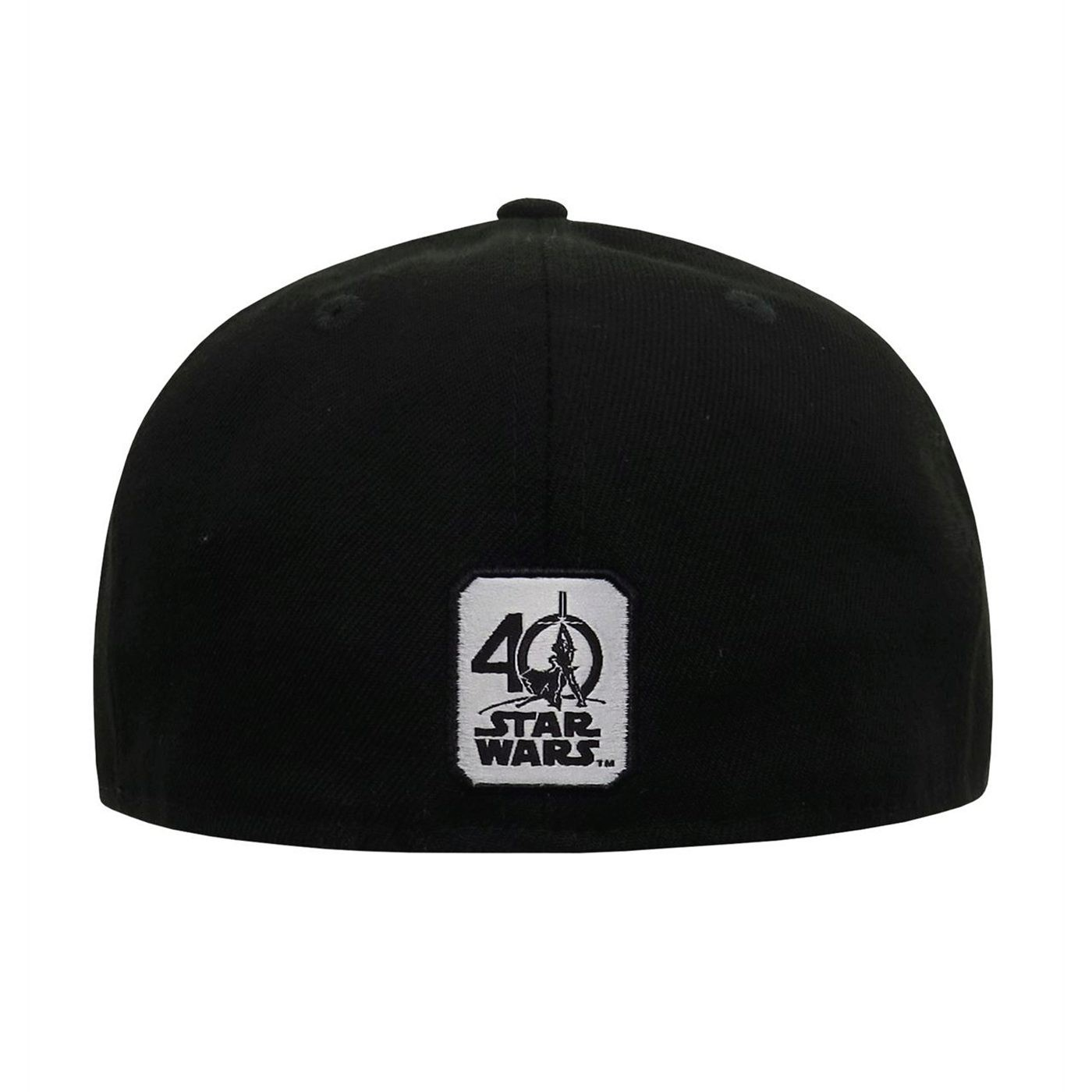 Star Wars 40th Darth Vader 59Fifty Fitted Hat