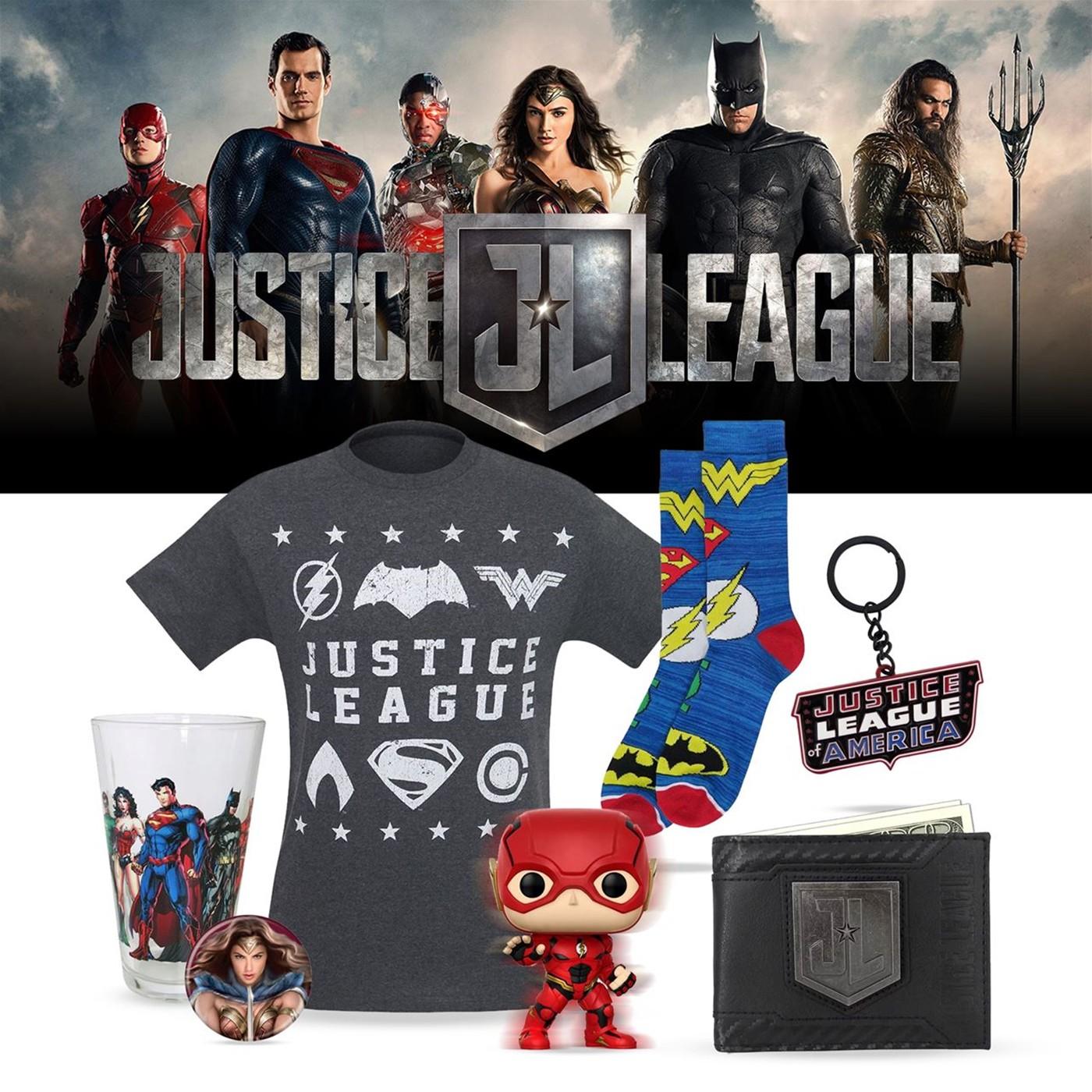 HeroBox Justice League Edition