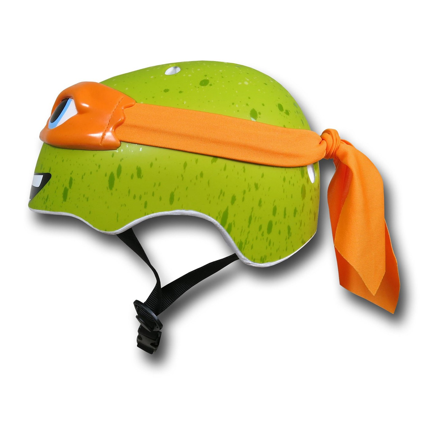 TMNT Michelangelo Kids Bike Helmet
