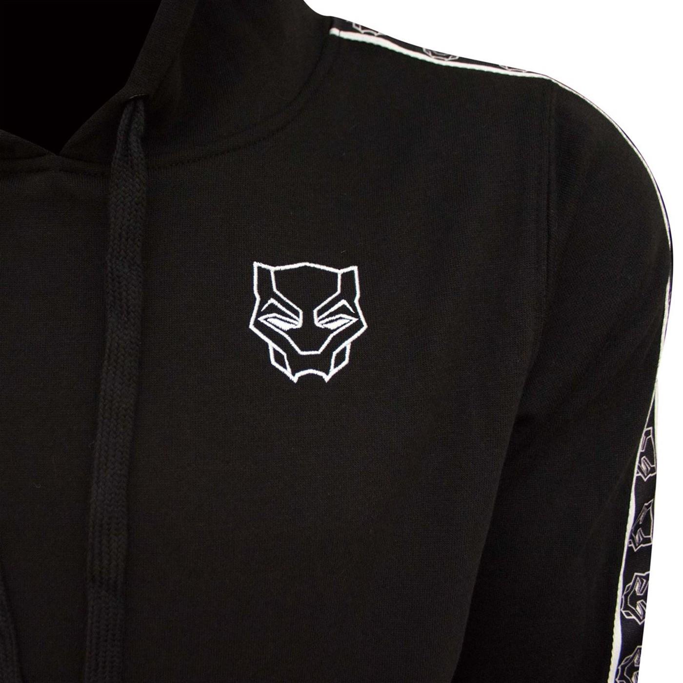 Black Panther Icon High Def Men's Hoodie
